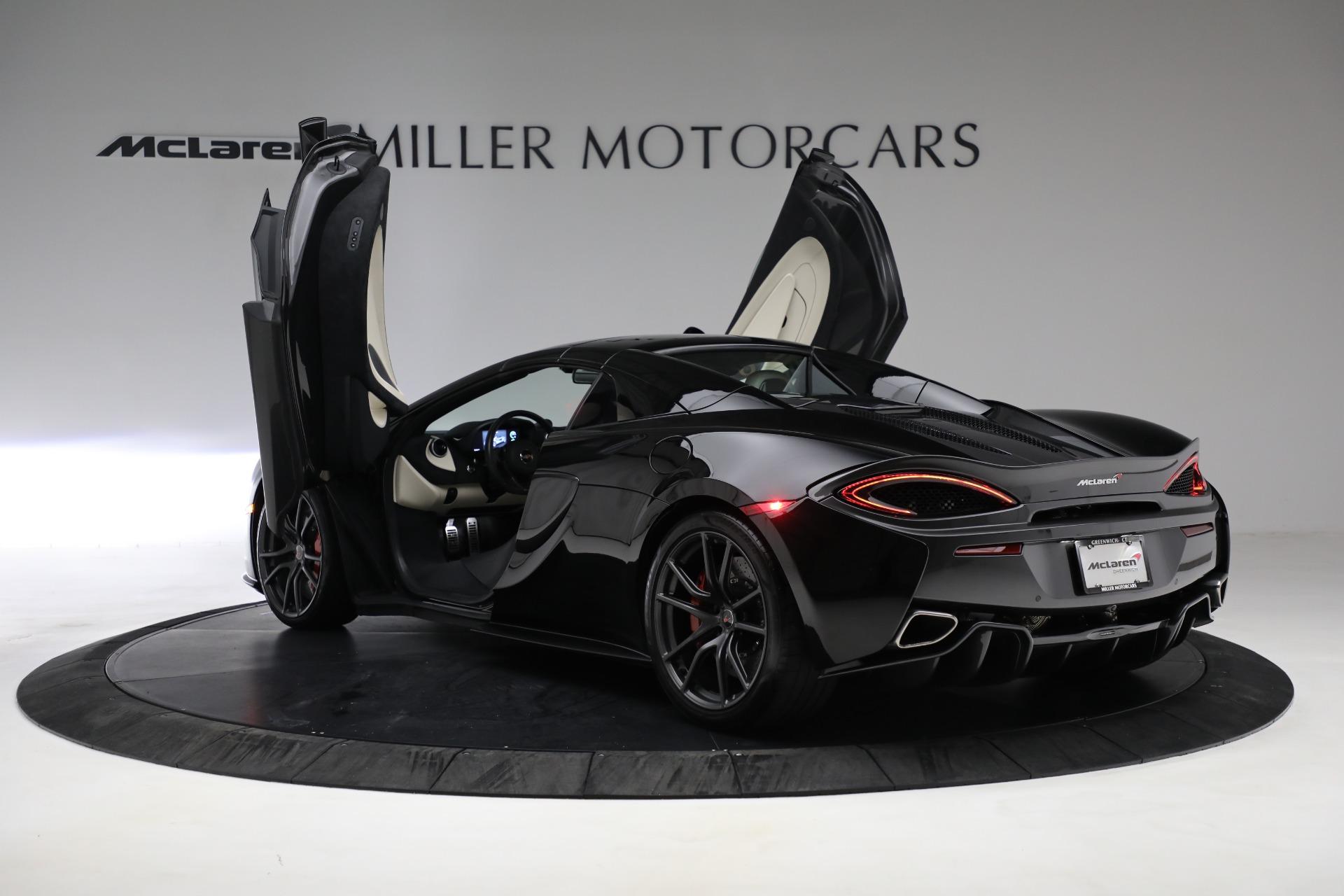 New 2018 McLaren 570S Spider For Sale In Westport, CT 2312_p24