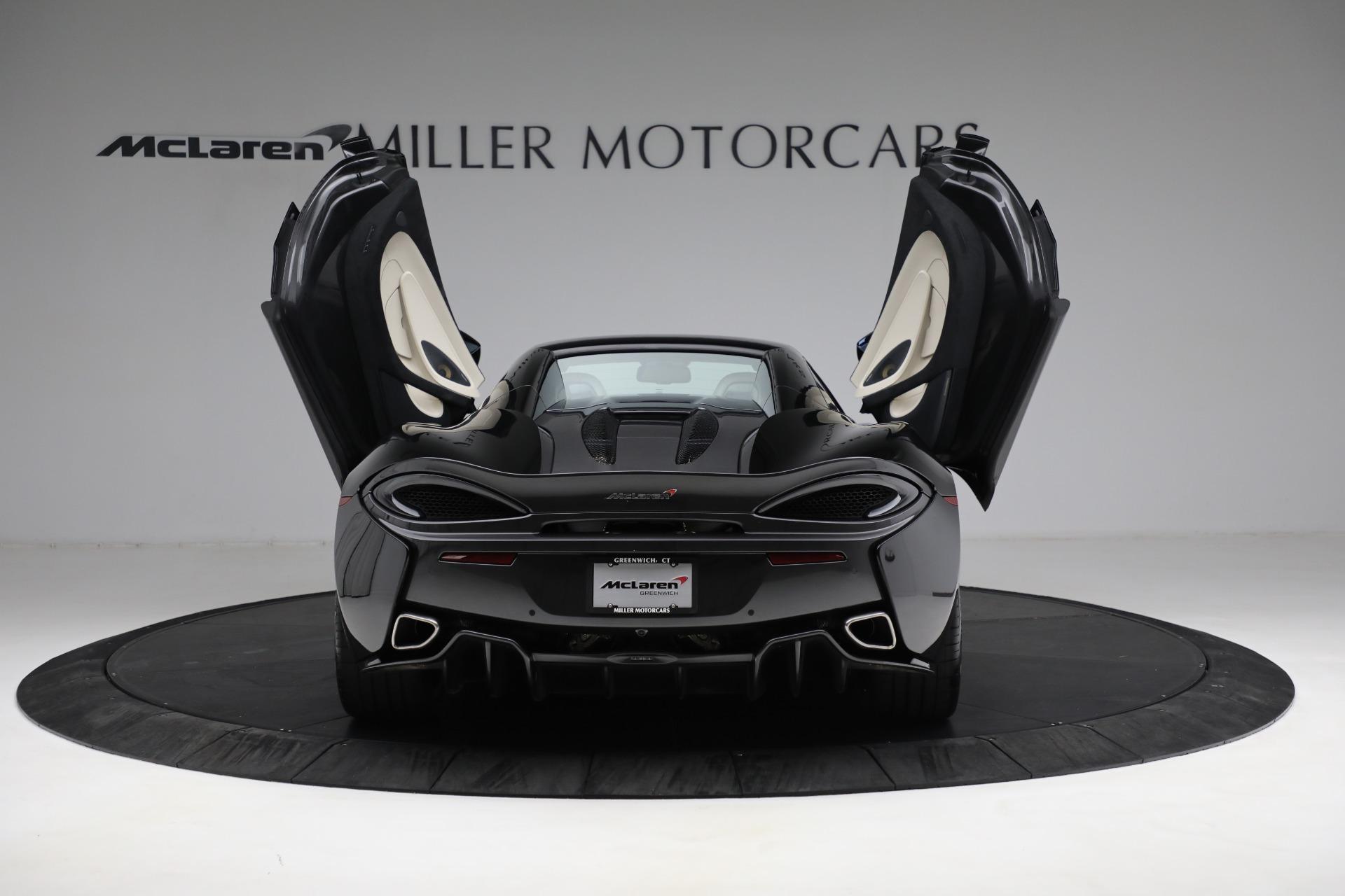 New 2018 McLaren 570S Spider For Sale In Westport, CT 2312_p25