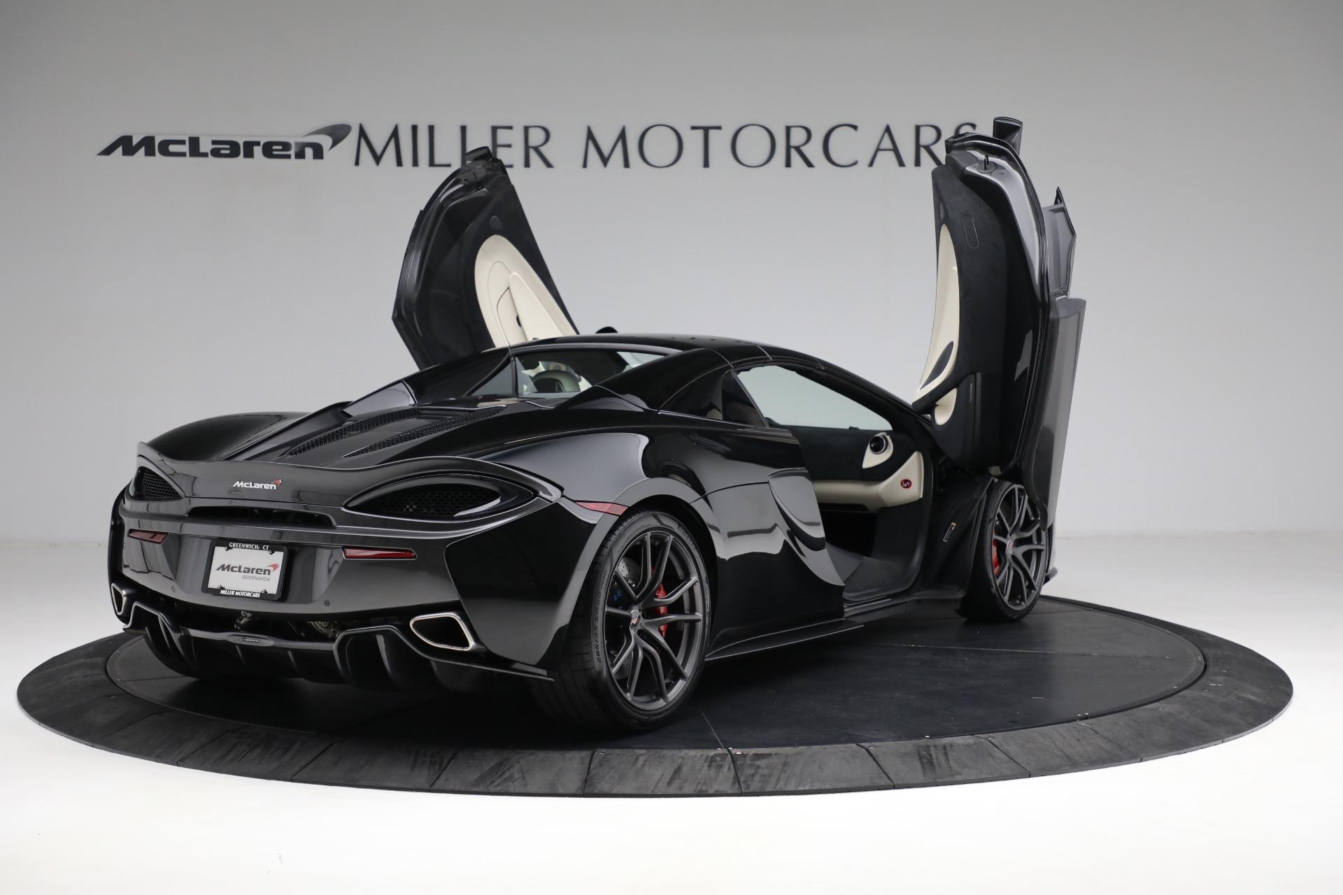 New 2018 McLaren 570S Spider For Sale In Westport, CT 2312_p26