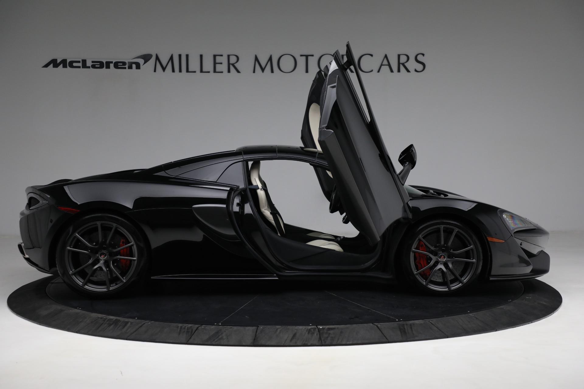 New 2018 McLaren 570S Spider For Sale In Westport, CT 2312_p27
