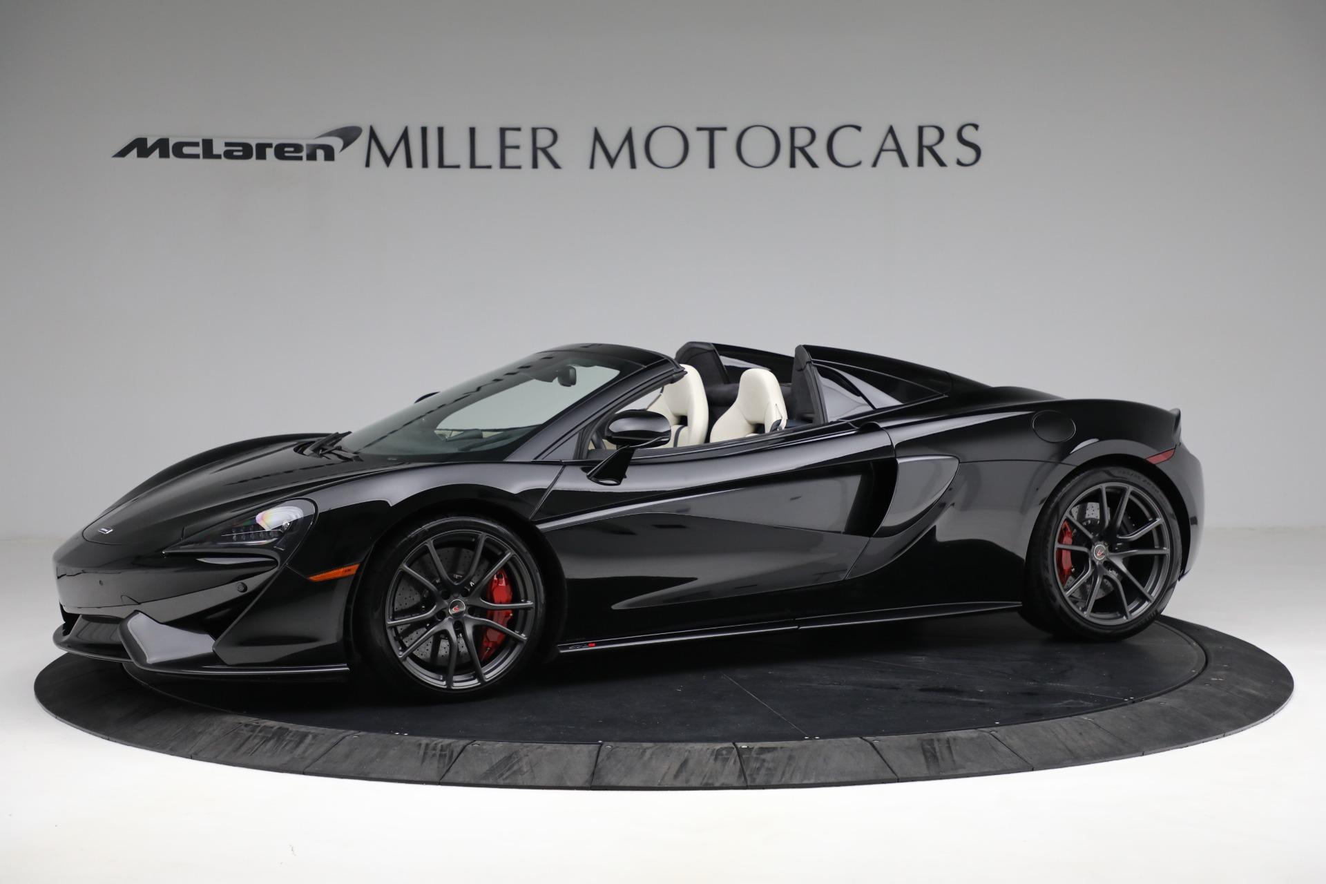 New 2018 McLaren 570S Spider For Sale In Westport, CT 2312_p2