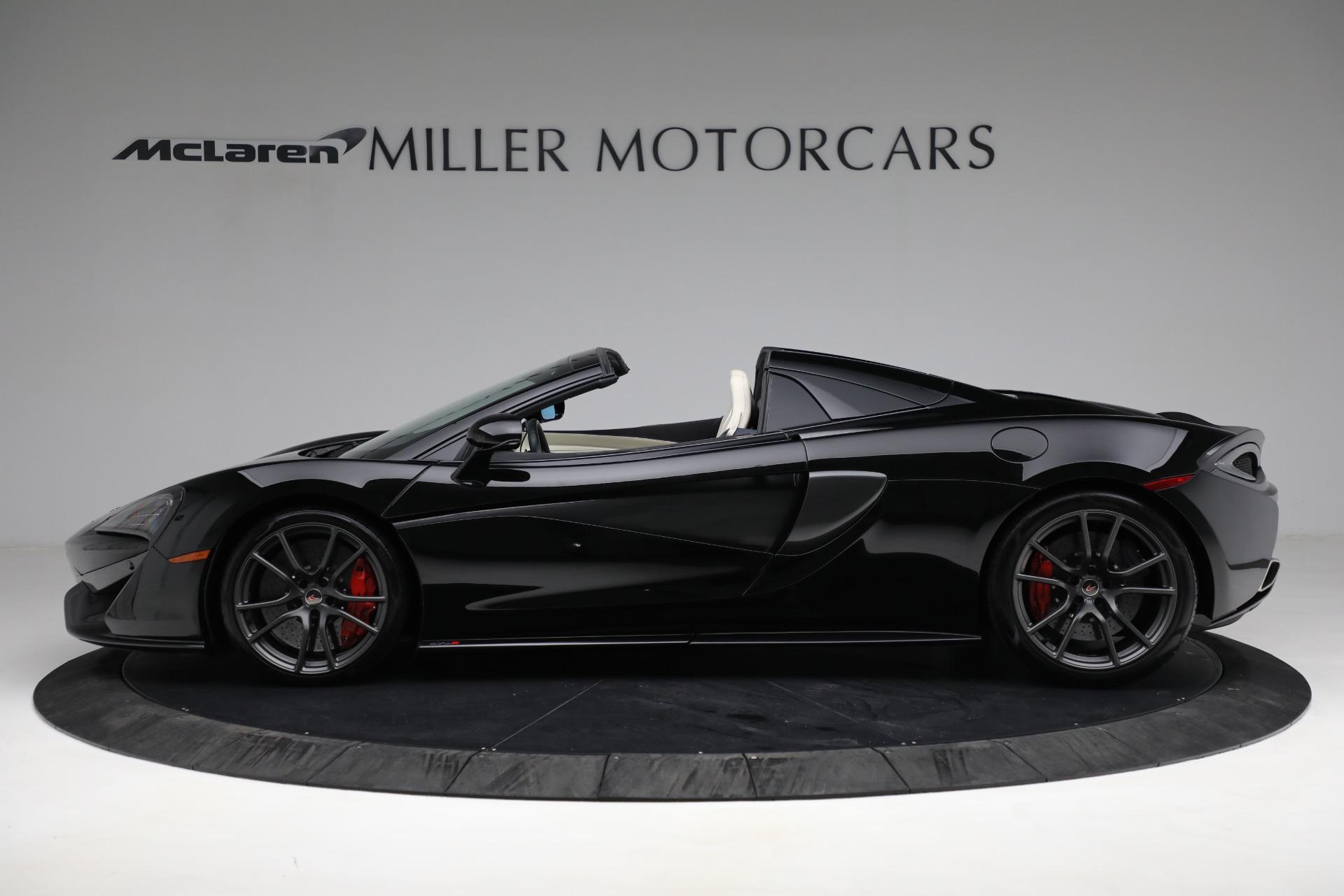 New 2018 McLaren 570S Spider For Sale In Westport, CT 2312_p3