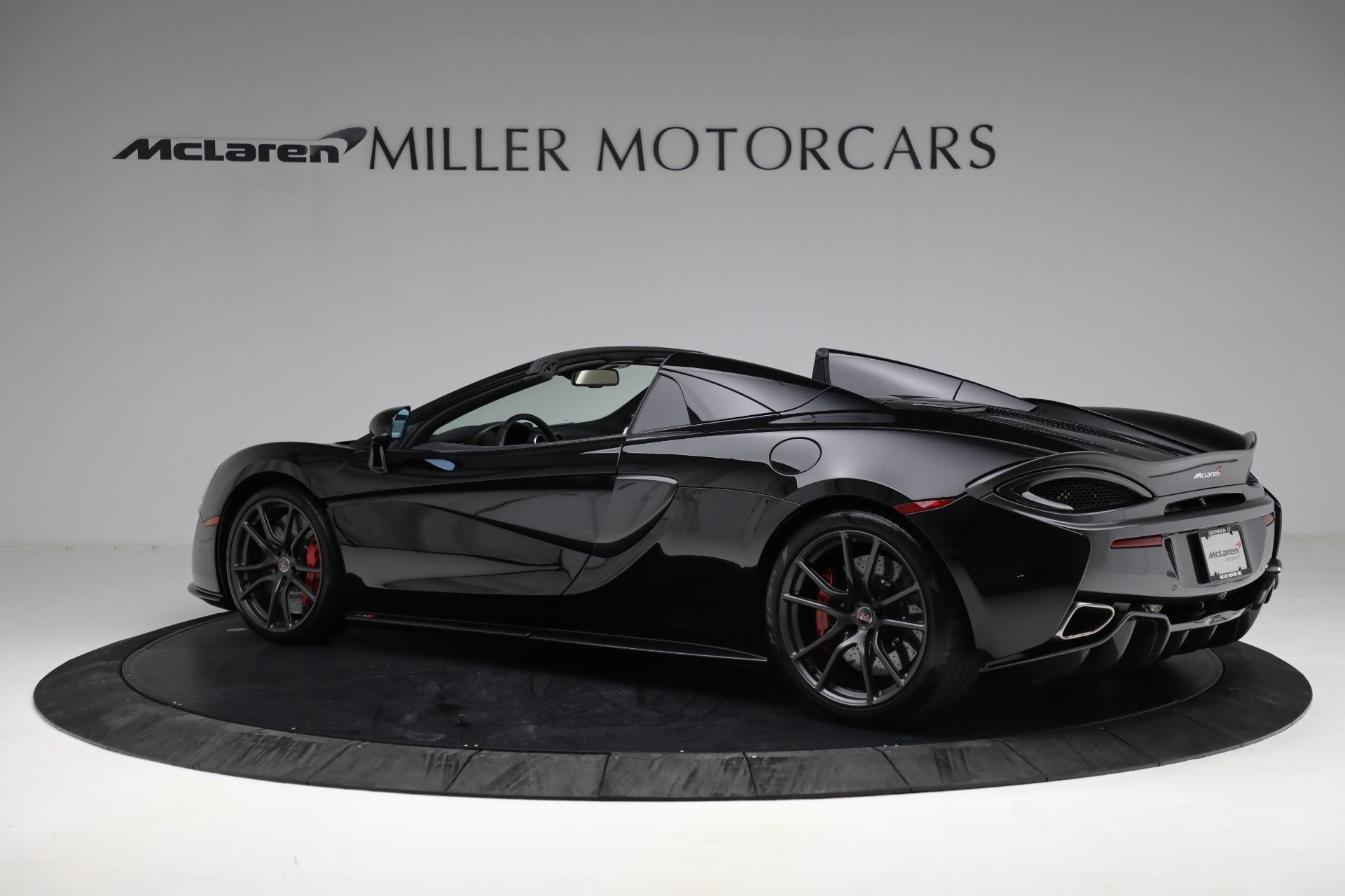 New 2018 McLaren 570S Spider For Sale In Westport, CT 2312_p4