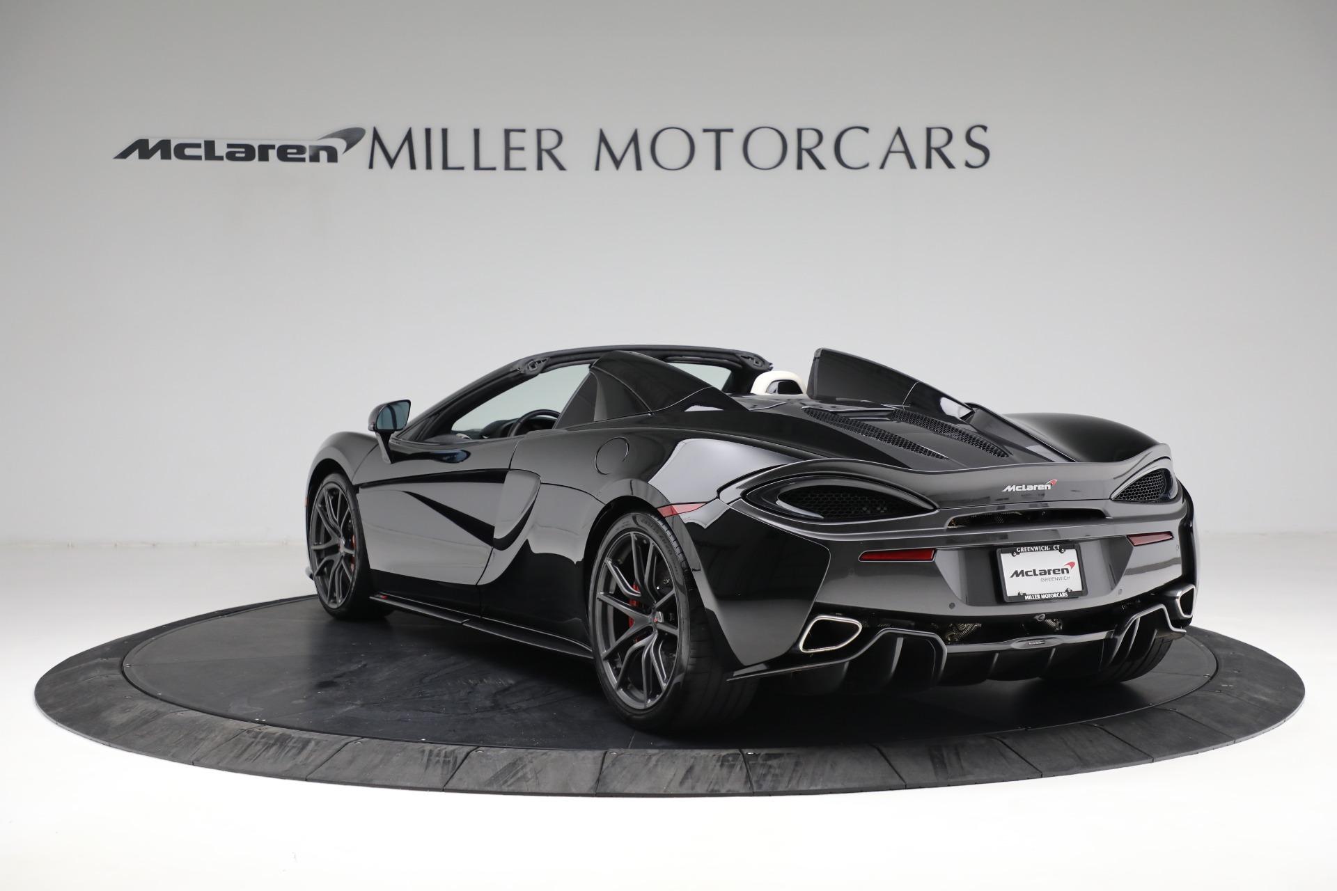 New 2018 McLaren 570S Spider For Sale In Westport, CT 2312_p5