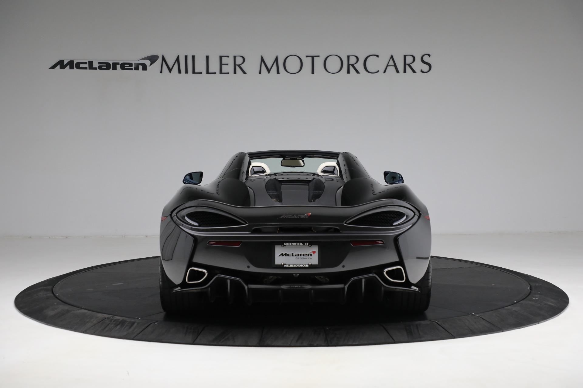 New 2018 McLaren 570S Spider For Sale In Westport, CT 2312_p6