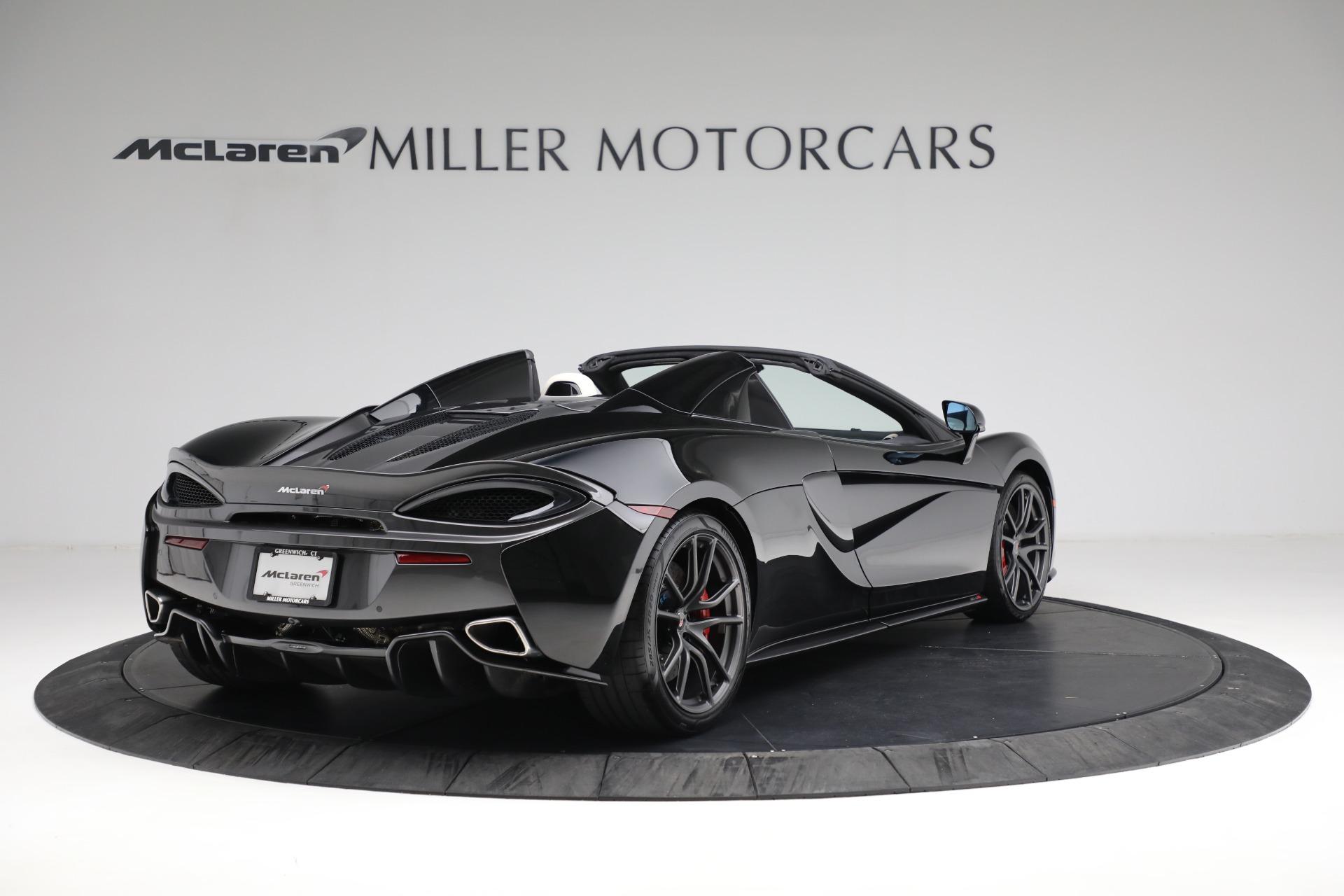 New 2018 McLaren 570S Spider For Sale In Westport, CT 2312_p7