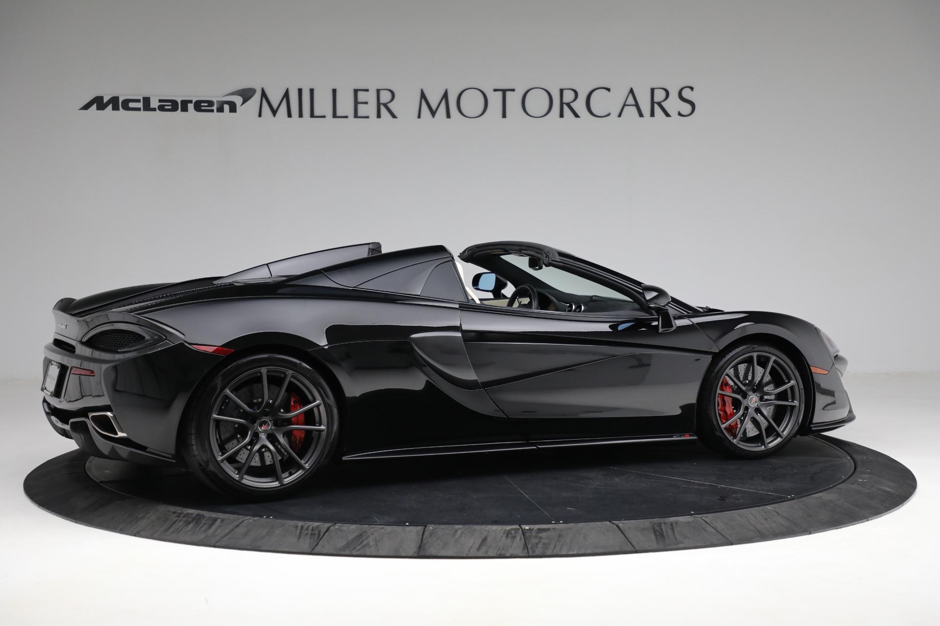 New 2018 McLaren 570S Spider For Sale In Westport, CT 2312_p8