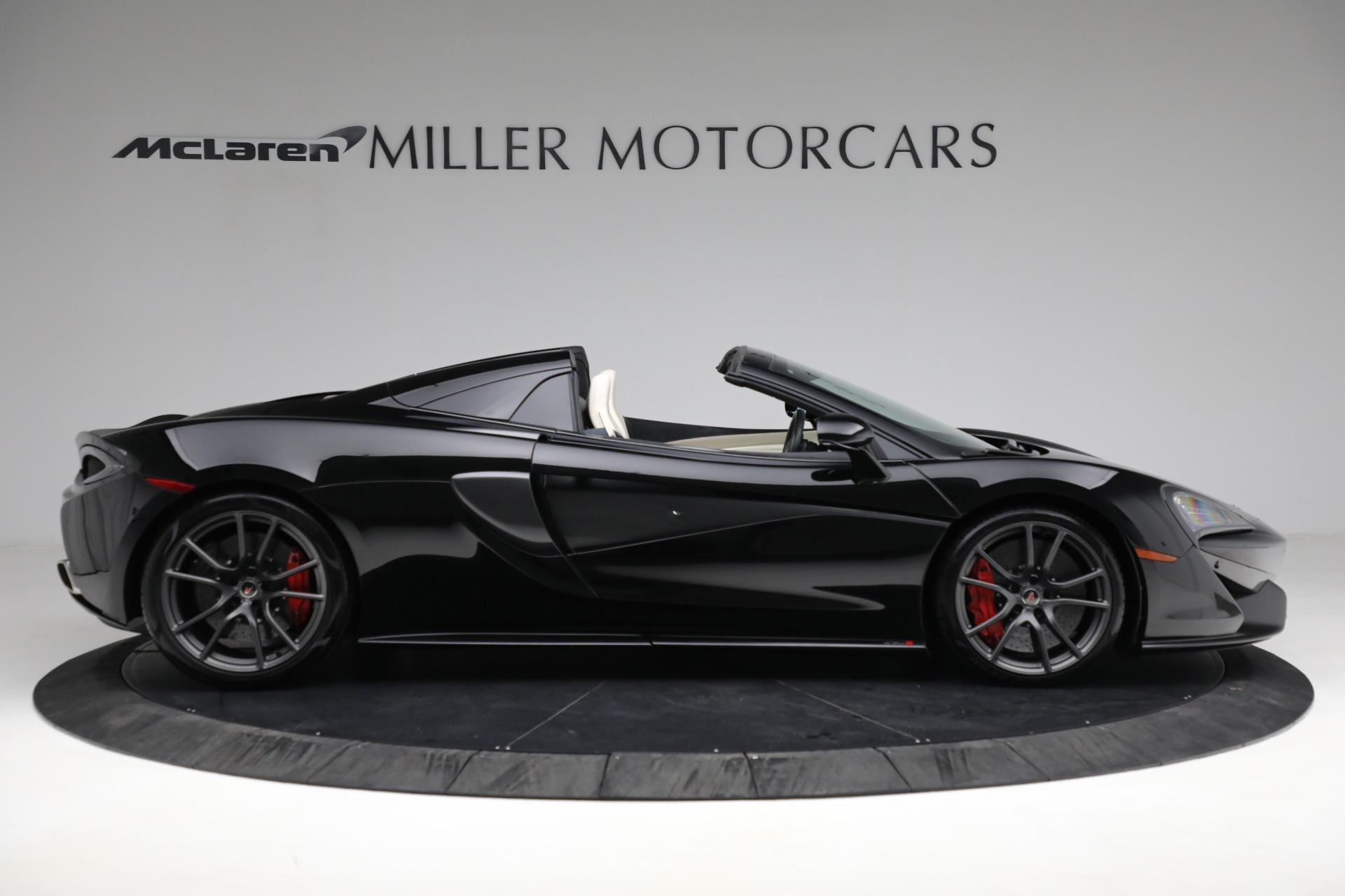New 2018 McLaren 570S Spider For Sale In Westport, CT 2312_p9