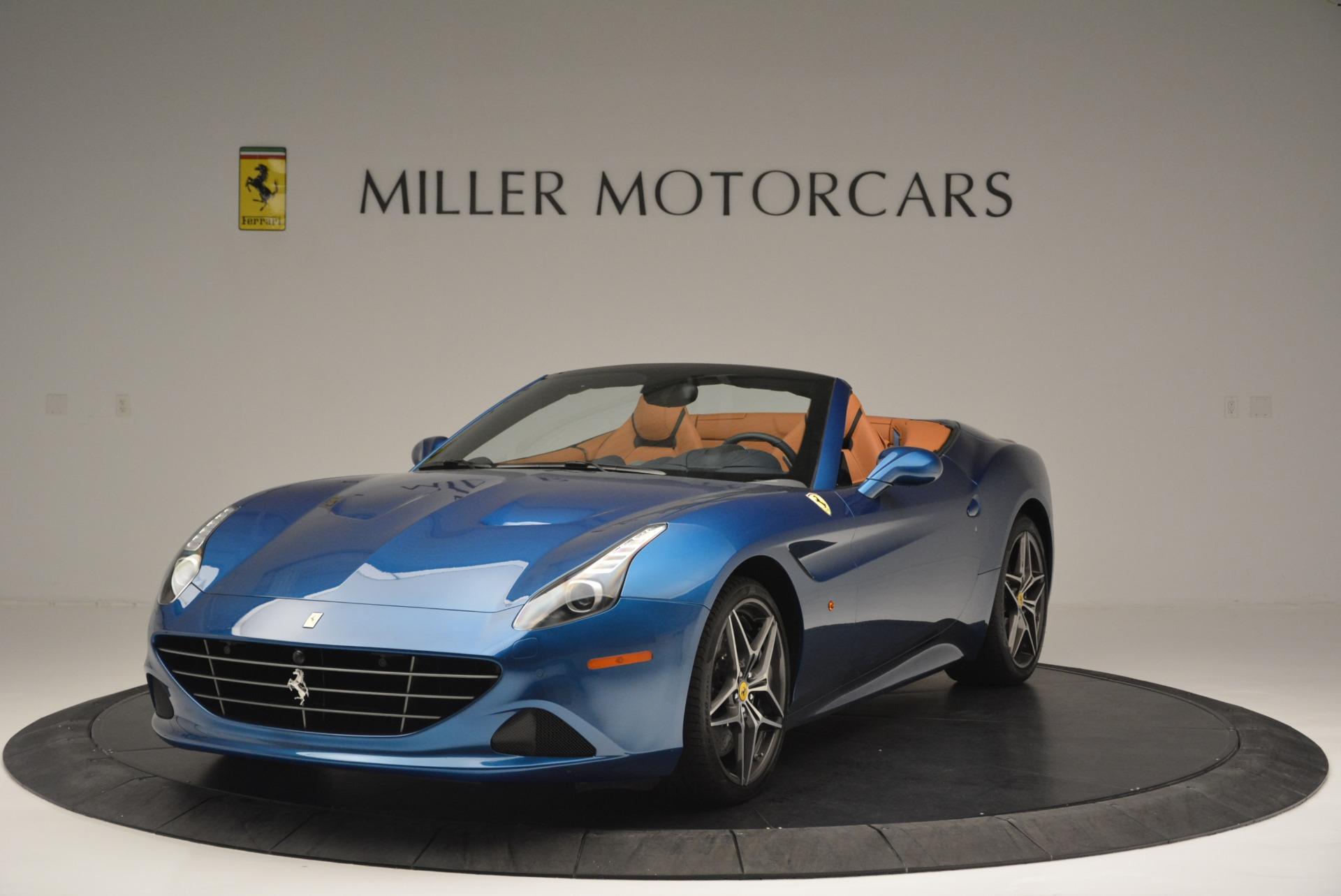 Used 2017 Ferrari California T Handling Speciale For Sale In Westport, CT 2313_main