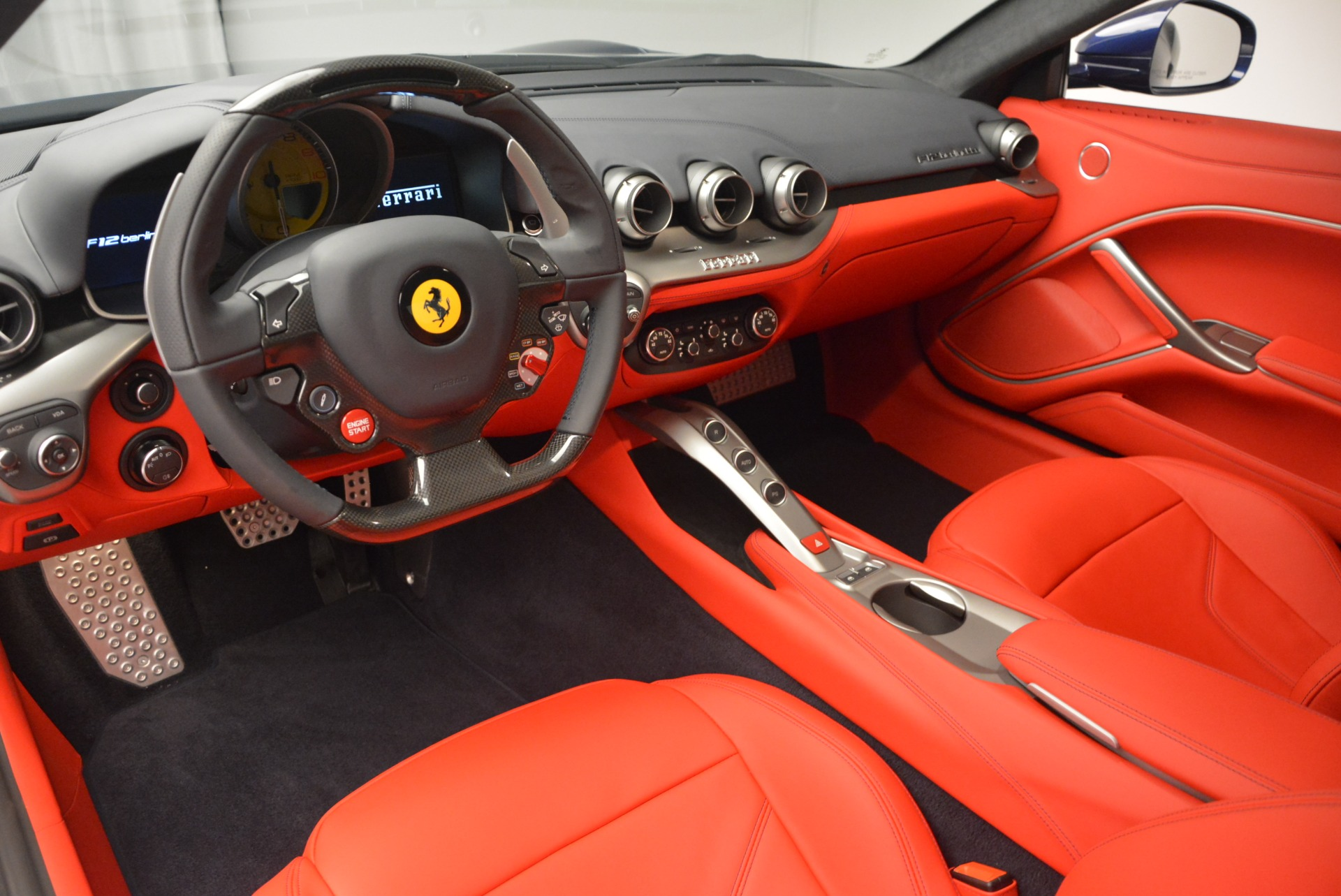 Used 2016 Ferrari F12 Berlinetta  For Sale In Westport, CT 2315_p13