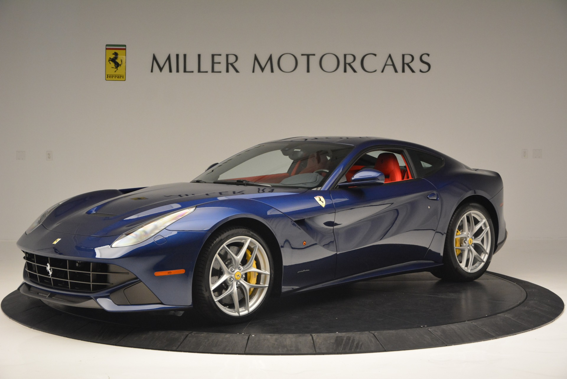 Used 2016 Ferrari F12 Berlinetta  For Sale In Westport, CT 2315_p2