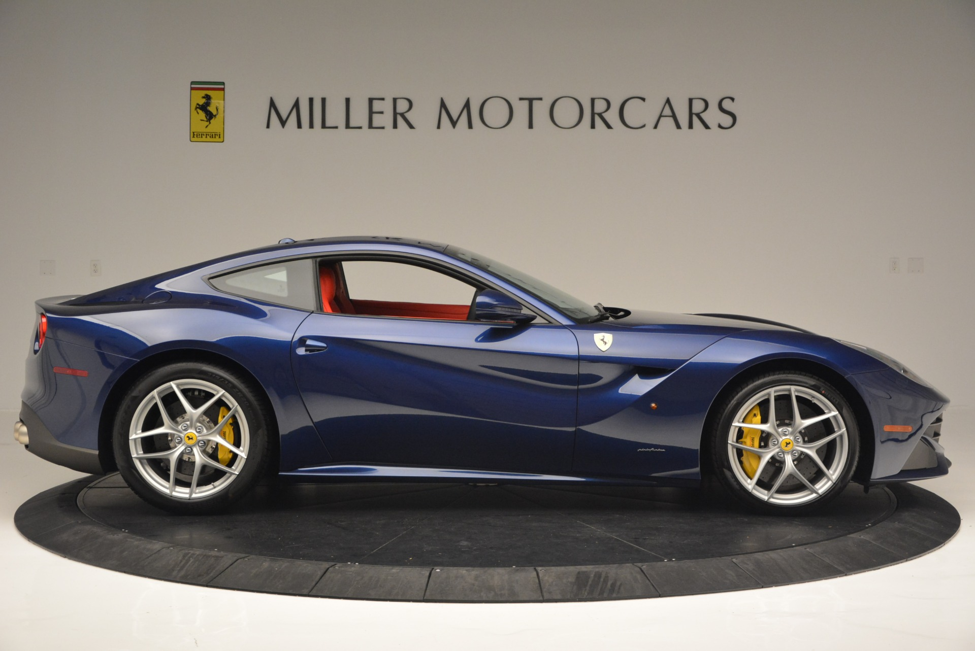 Used 2016 Ferrari F12 Berlinetta  For Sale In Westport, CT 2315_p9