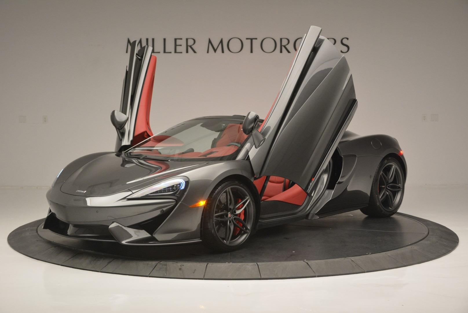 New 2018 McLaren 570S Spider For Sale In Westport, CT 2316_p14