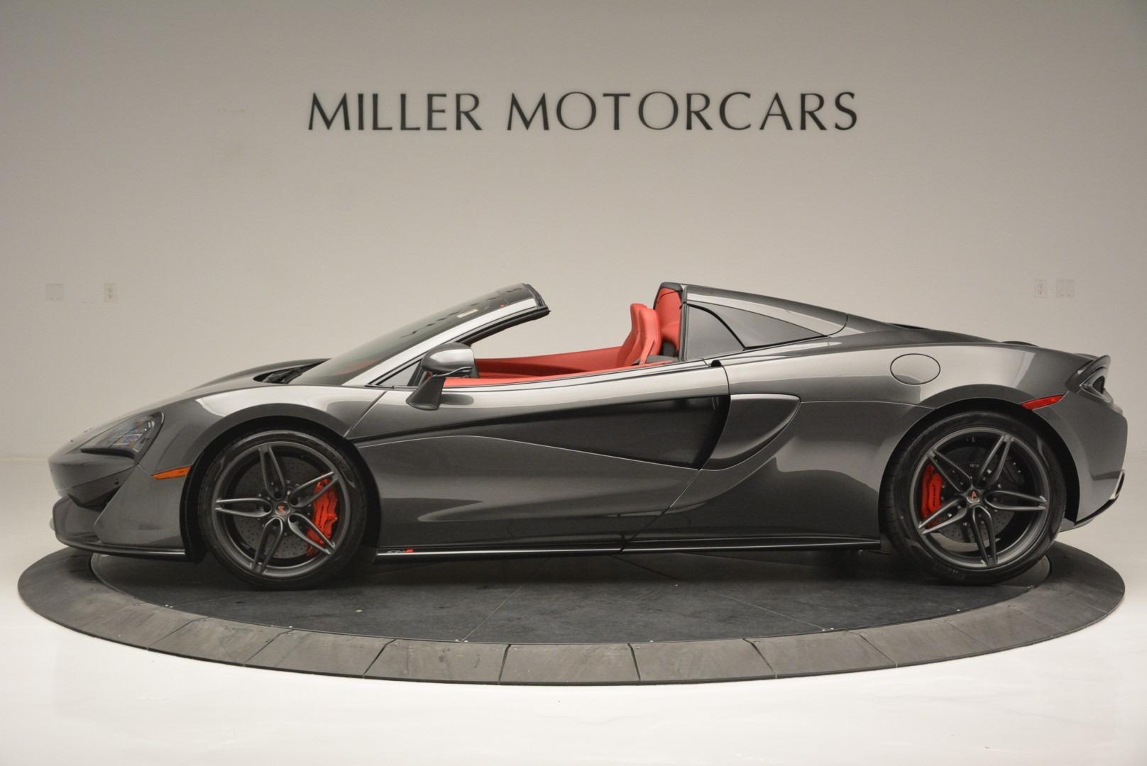 New 2018 McLaren 570S Spider For Sale In Westport, CT 2316_p3