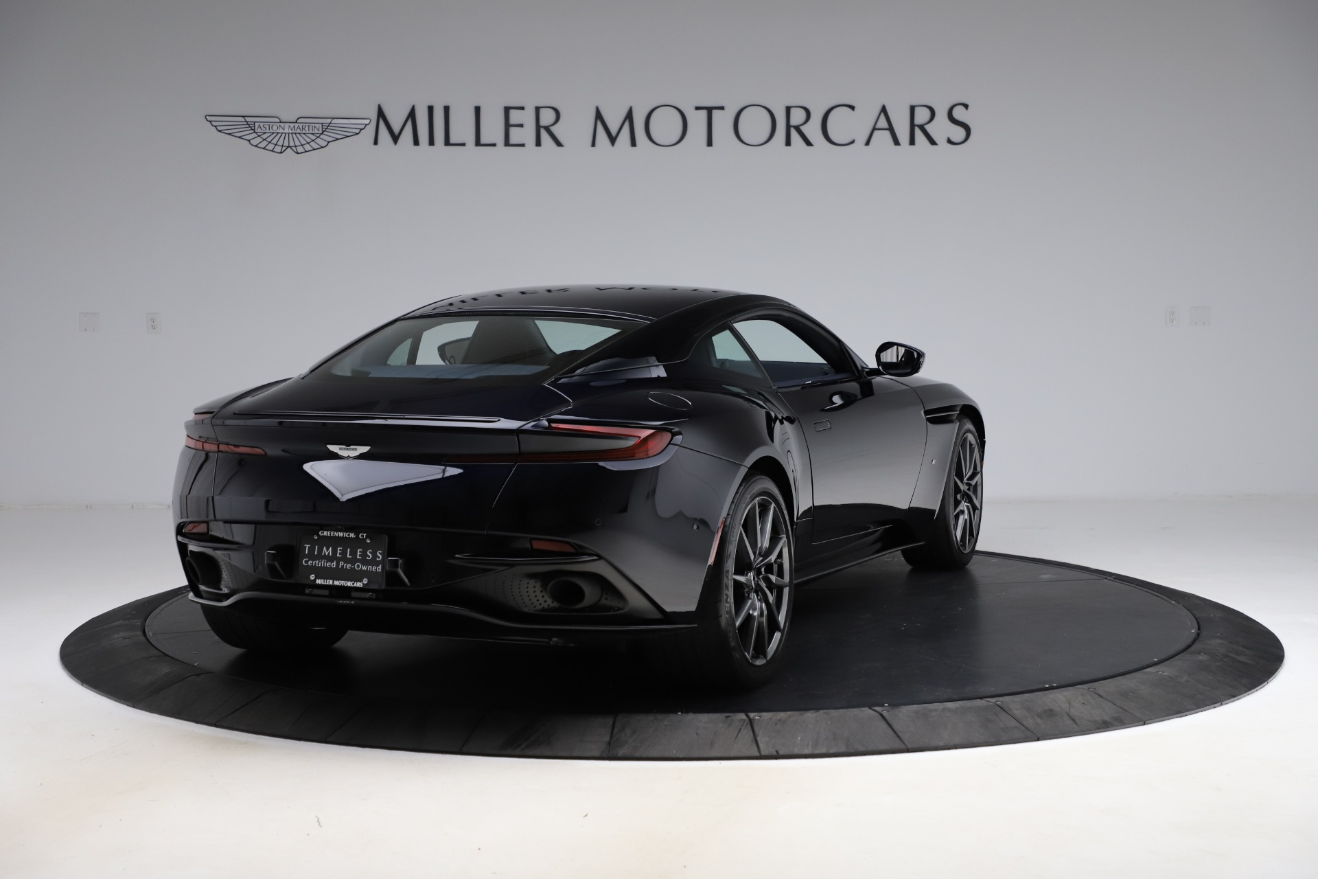 Used 2017 Aston Martin DB11  For Sale In Westport, CT 2317_p5