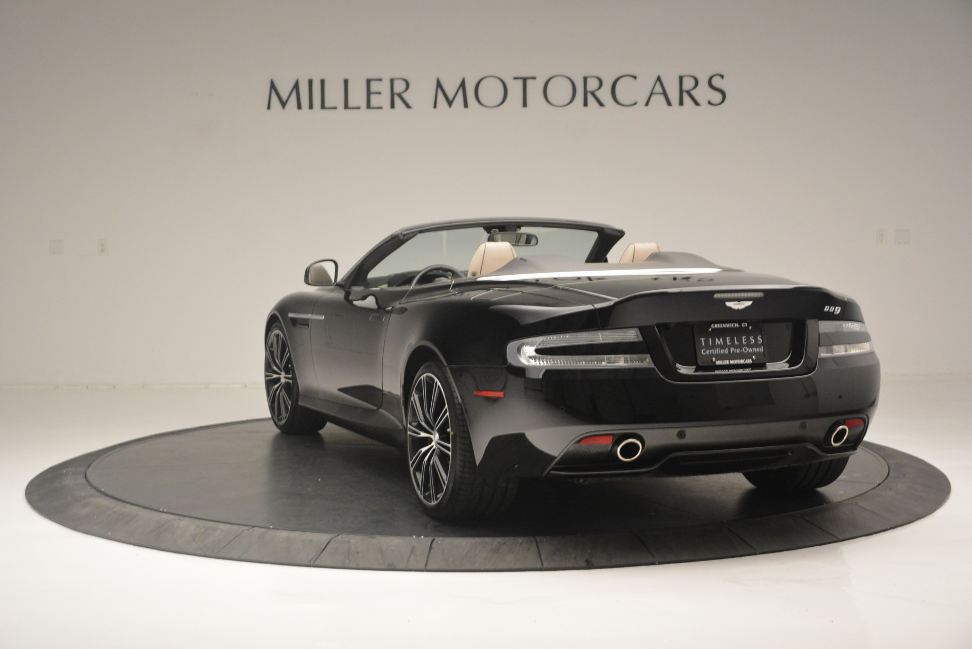 Used 2015 Aston Martin DB9 Volante For Sale In Westport, CT 2318_p5