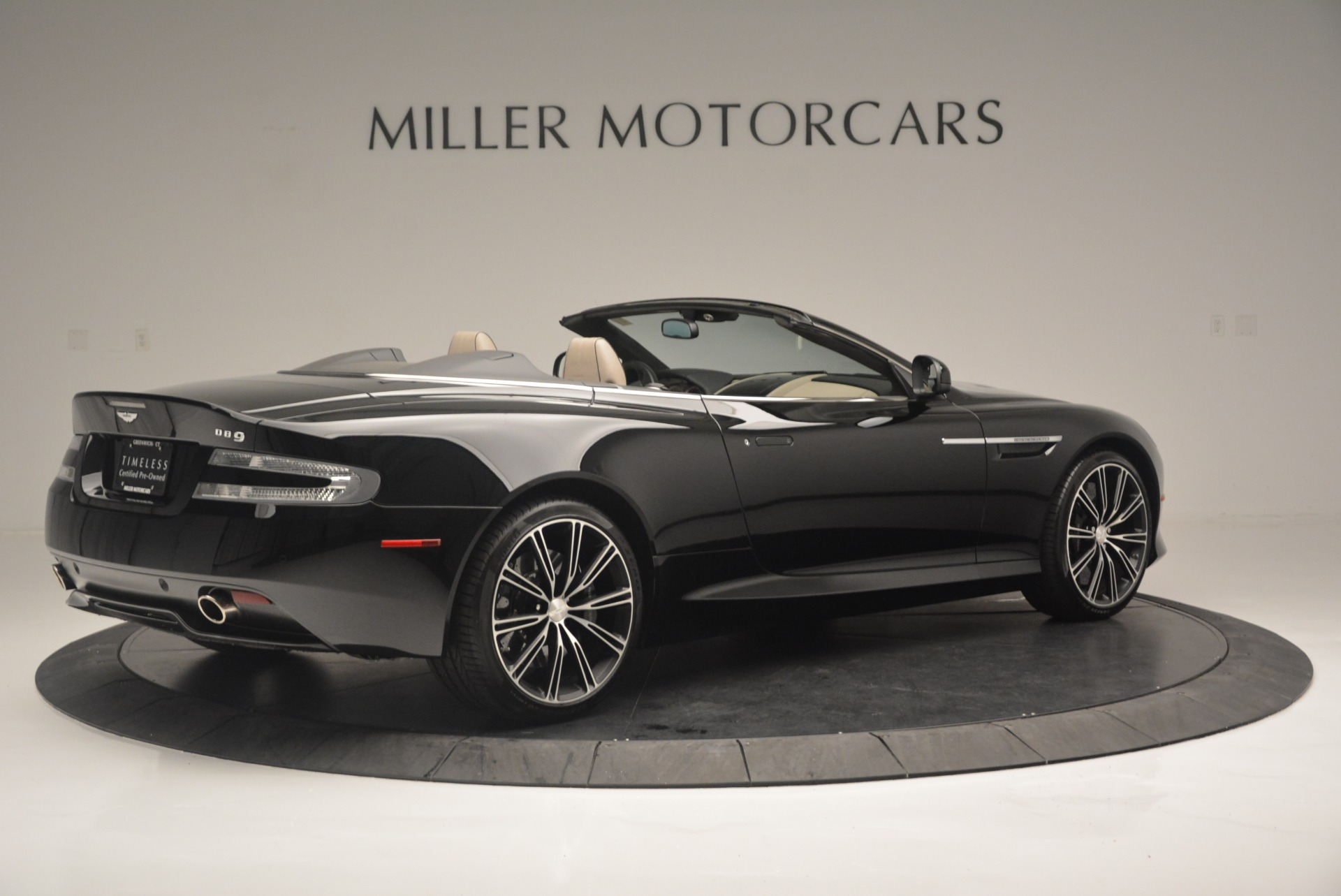 Used 2015 Aston Martin DB9 Volante For Sale In Westport, CT 2318_p8