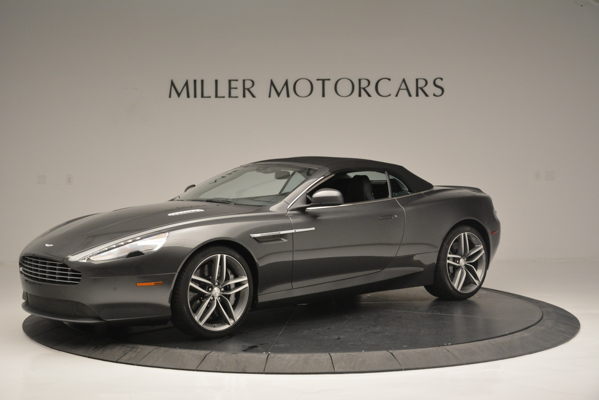 Used 2014 Aston Martin DB9 Volante For Sale In Westport, CT 2319_p14