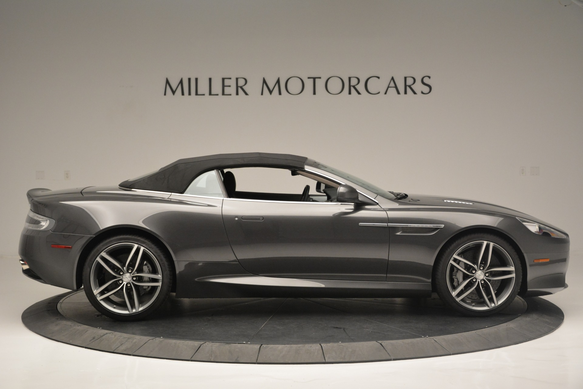 Used 2014 Aston Martin DB9 Volante For Sale In Westport, CT 2319_p21