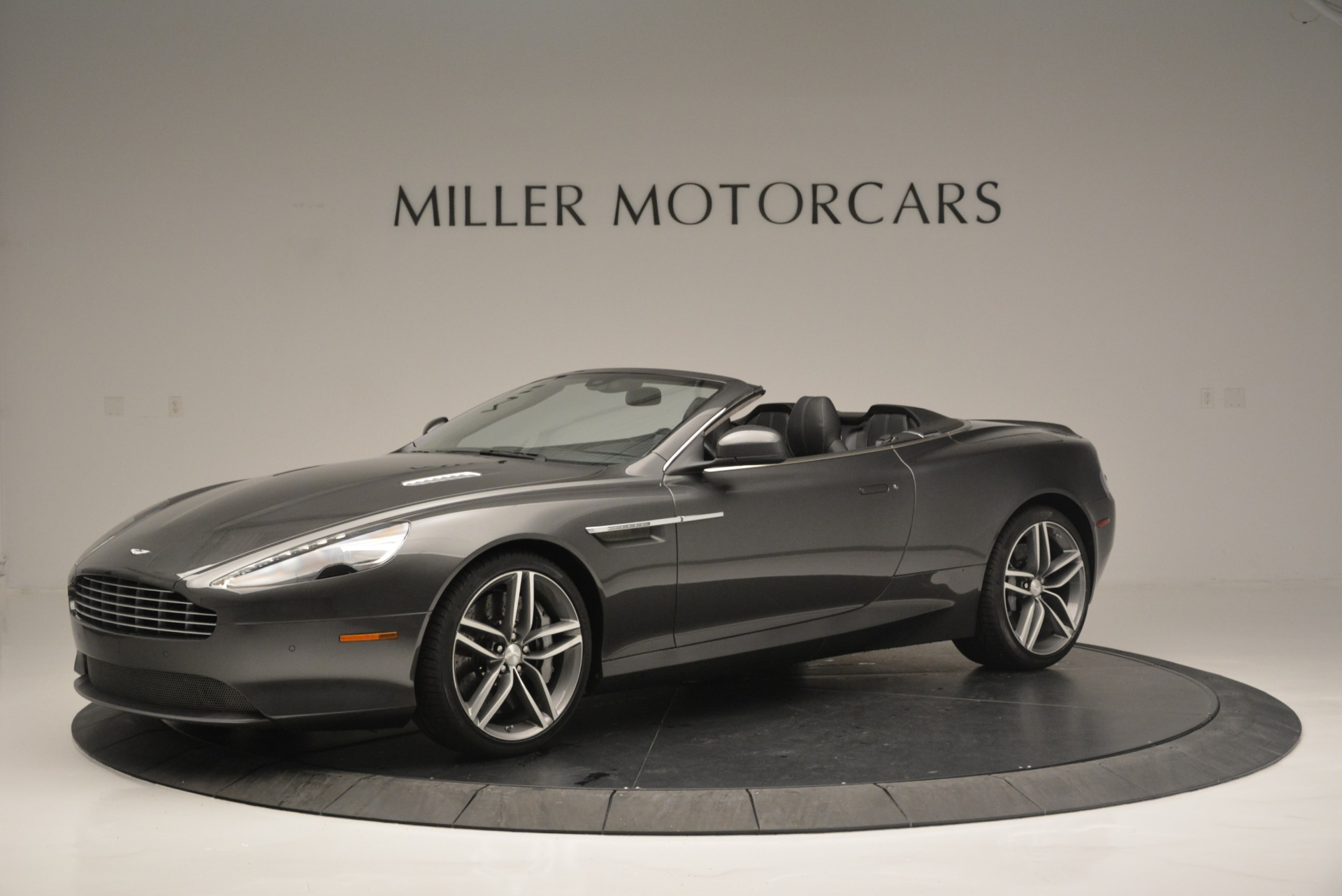 Used 2014 Aston Martin DB9 Volante For Sale In Westport, CT 2319_p2