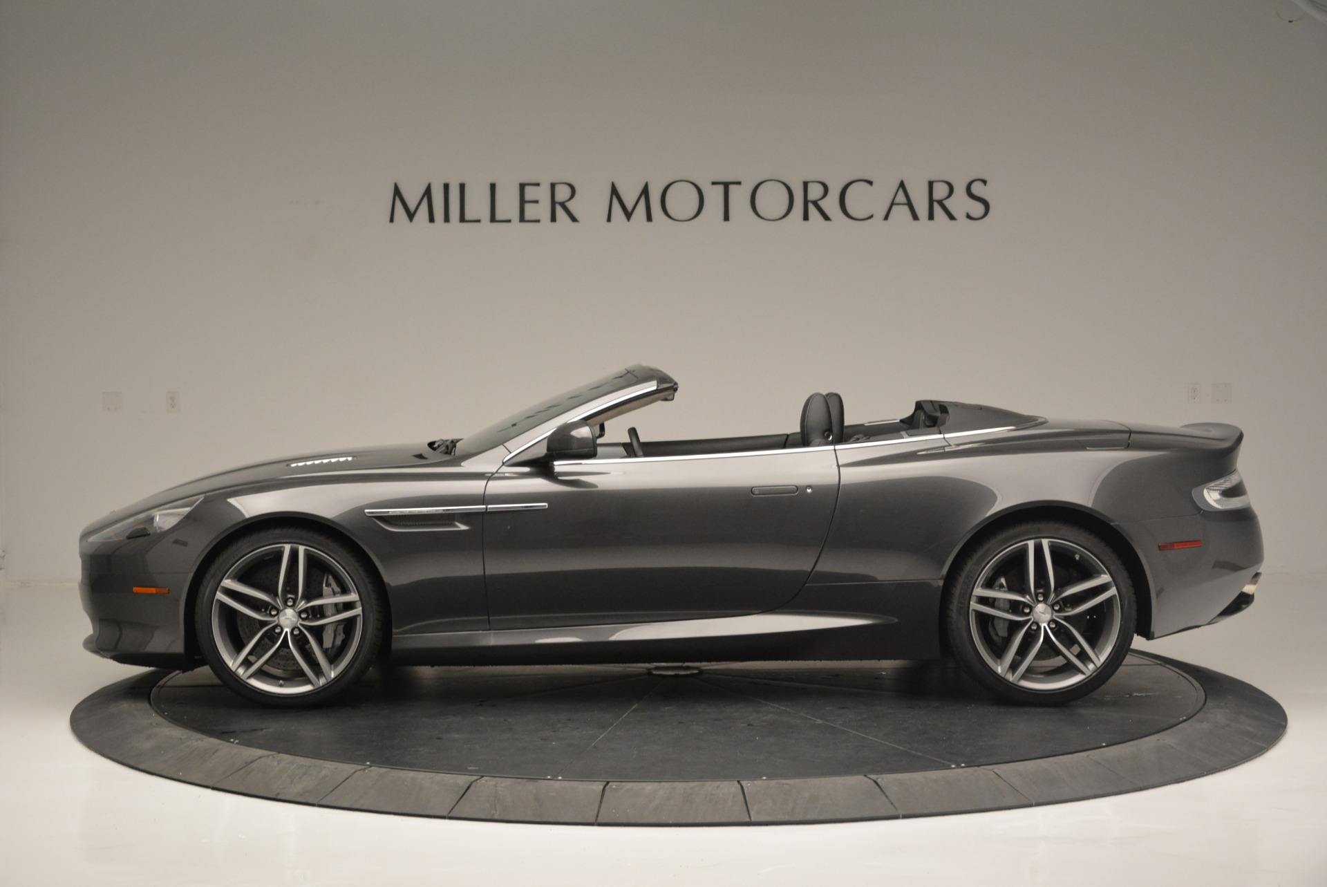 Used 2014 Aston Martin DB9 Volante For Sale In Westport, CT 2319_p3