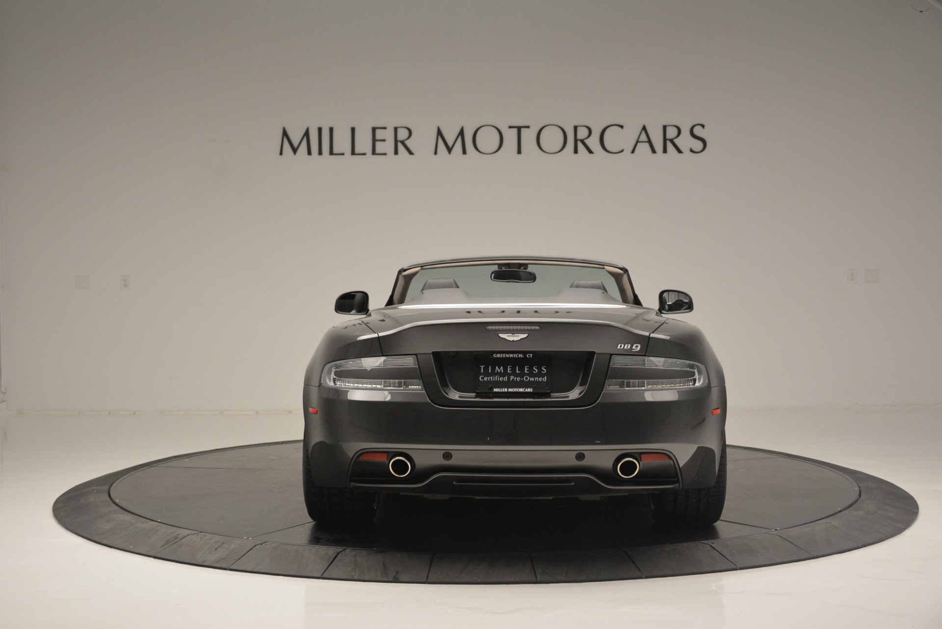 Used 2014 Aston Martin DB9 Volante For Sale In Westport, CT 2319_p6