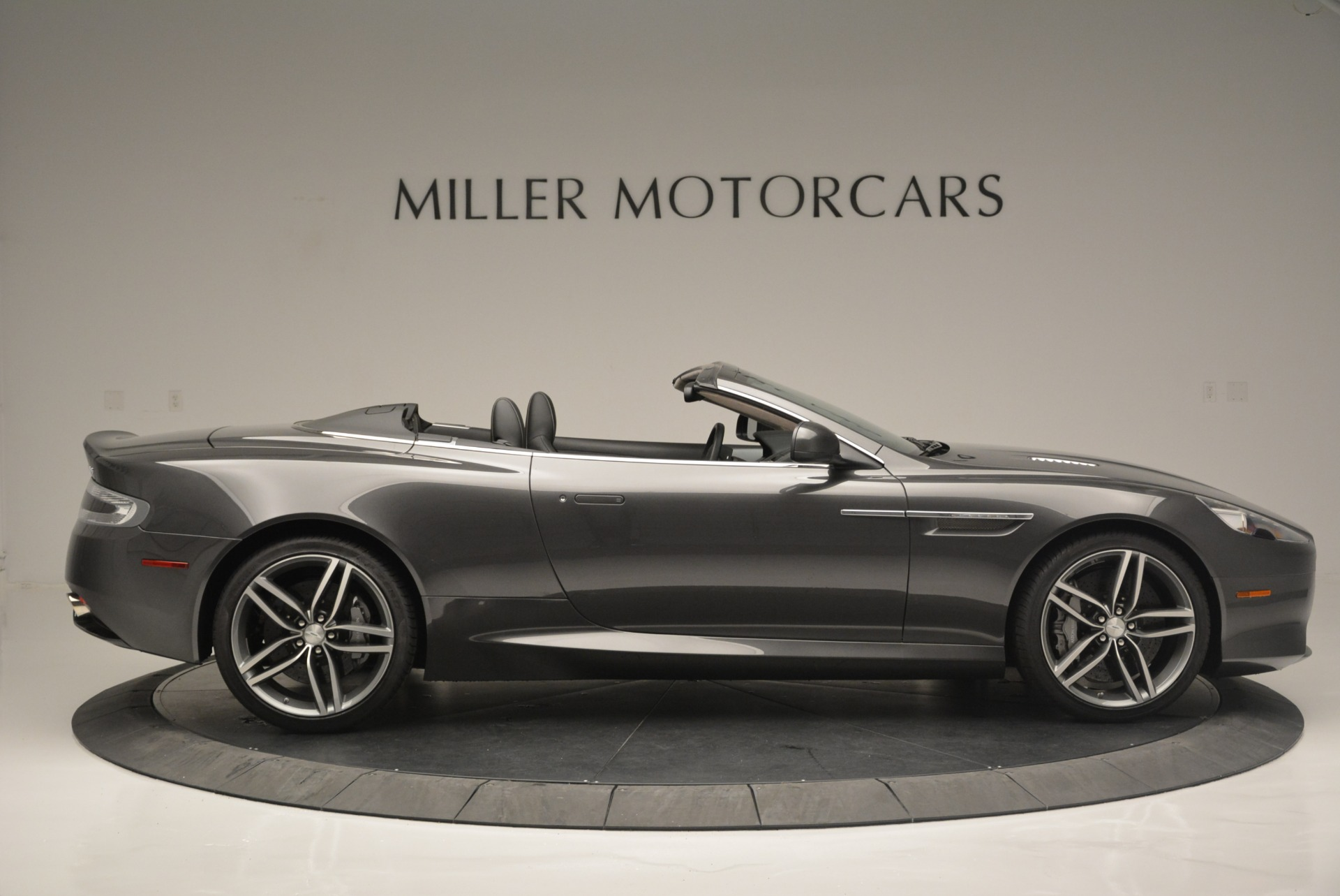 Used 2014 Aston Martin DB9 Volante For Sale In Westport, CT 2319_p9