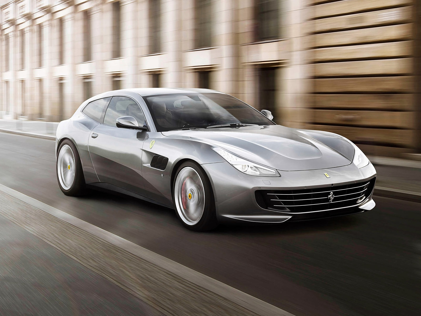 New 2019 Ferrari GTC4LUSSO T  For Sale In Westport, CT 232_p3
