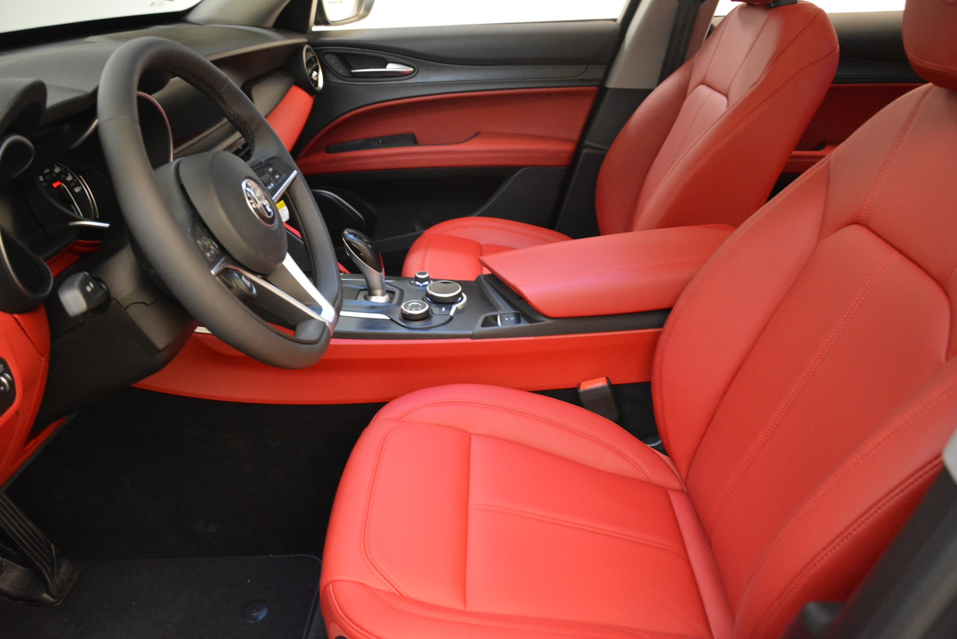 New 2018 Alfa Romeo Stelvio Ti Q4 For Sale In Westport, CT 2320_p14