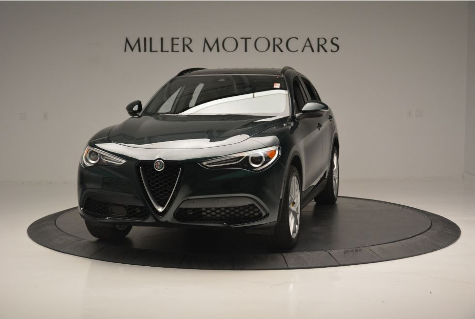 New 2018 Alfa Romeo Stelvio Ti Sport Q4 For Sale In Westport, CT 2322_main