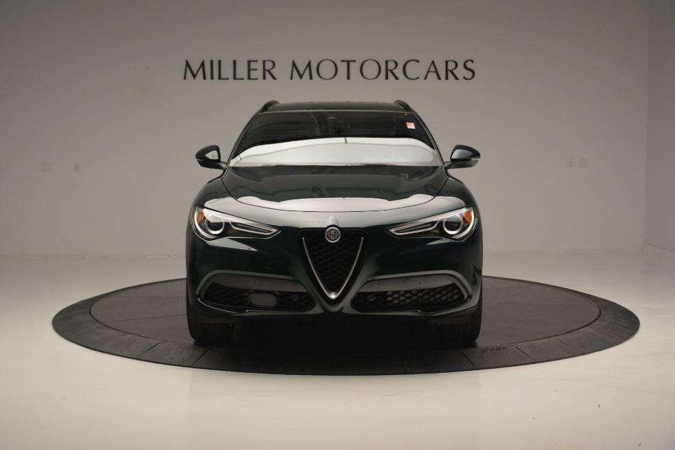 New 2018 Alfa Romeo Stelvio Ti Sport Q4 For Sale In Westport, CT 2322_p13