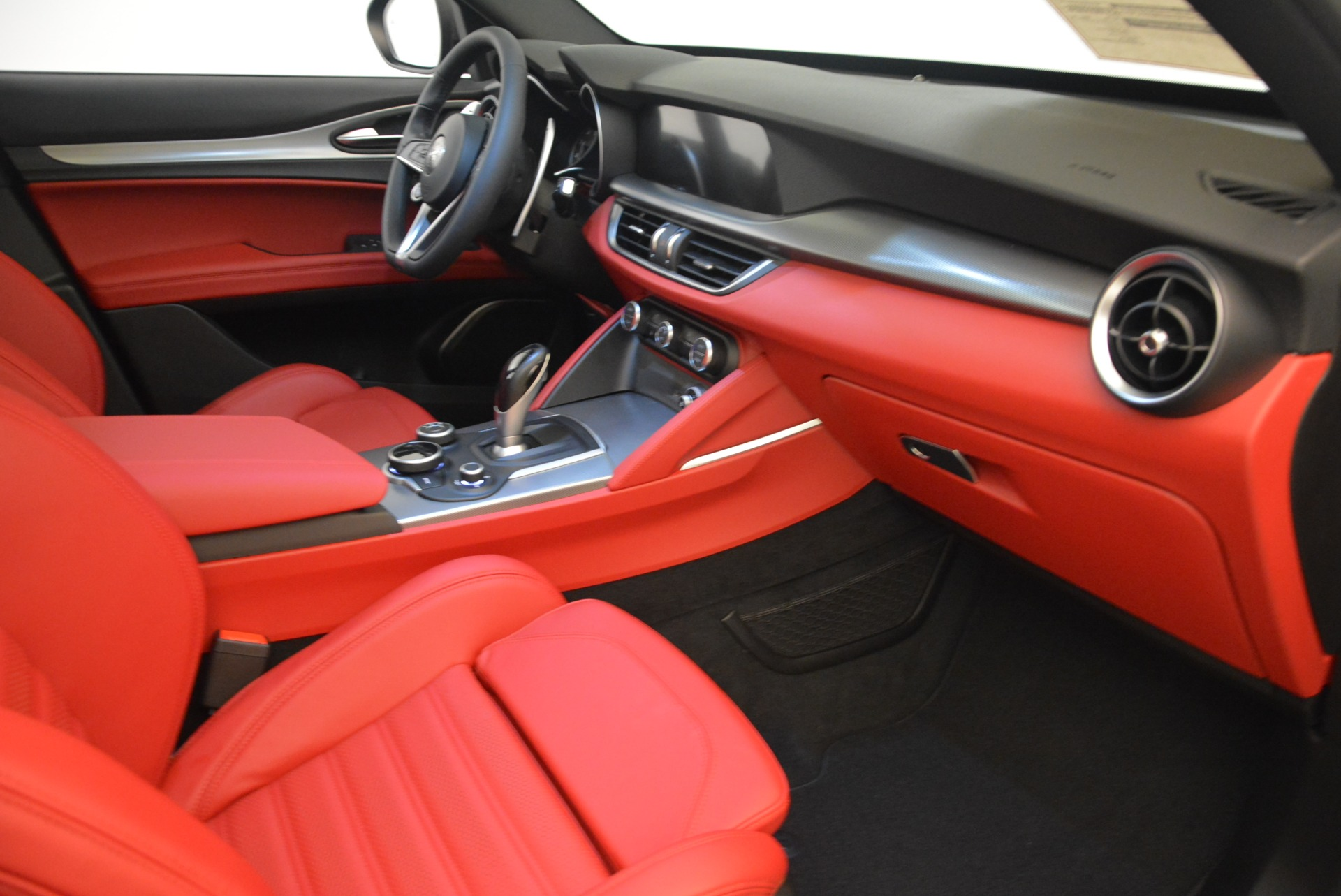 New 2018 Alfa Romeo Stelvio Ti Sport Q4 For Sale In Westport, CT 2324_p19