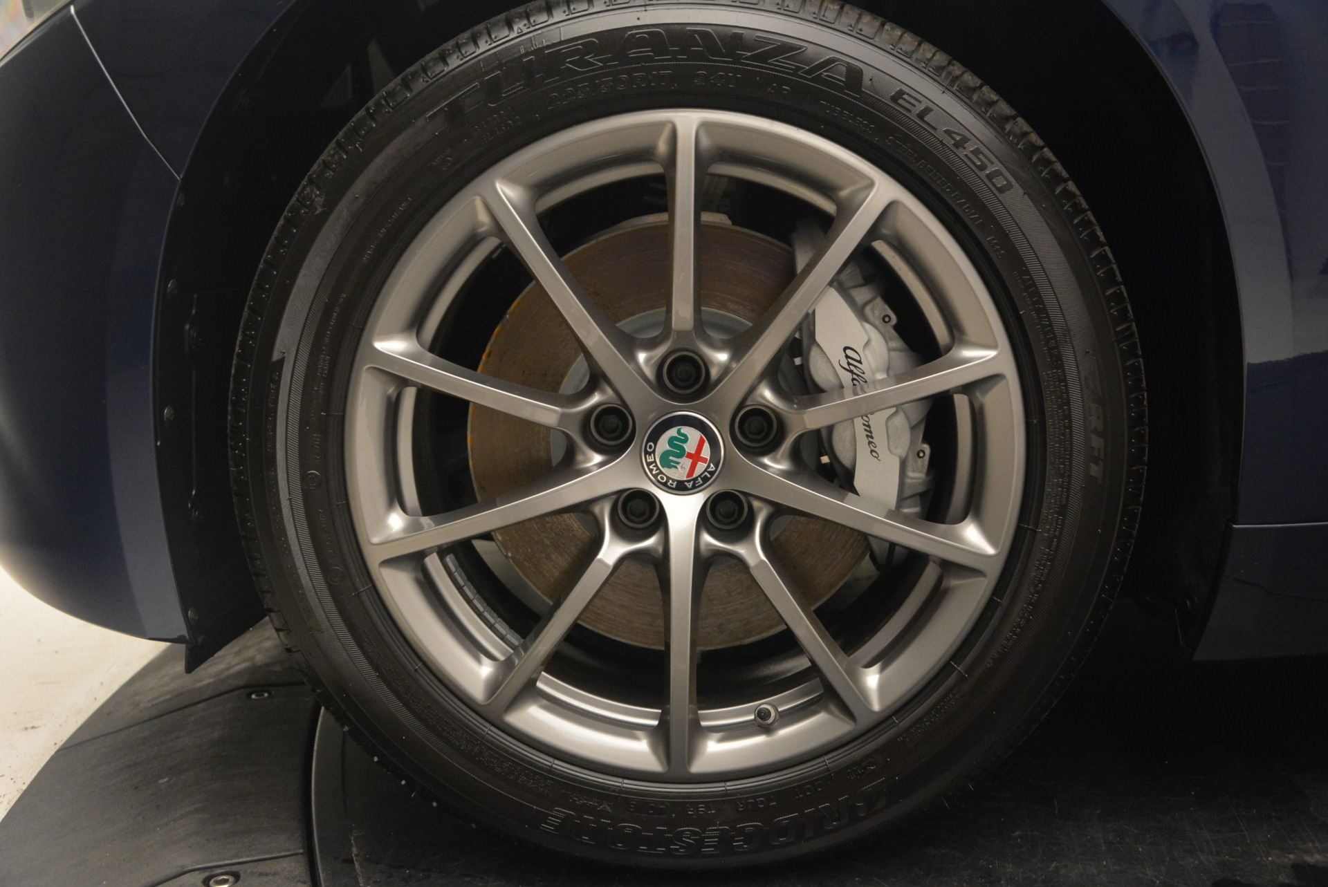 New 2018 Alfa Romeo Giulia Q4 For Sale In Westport, CT 2327_p25