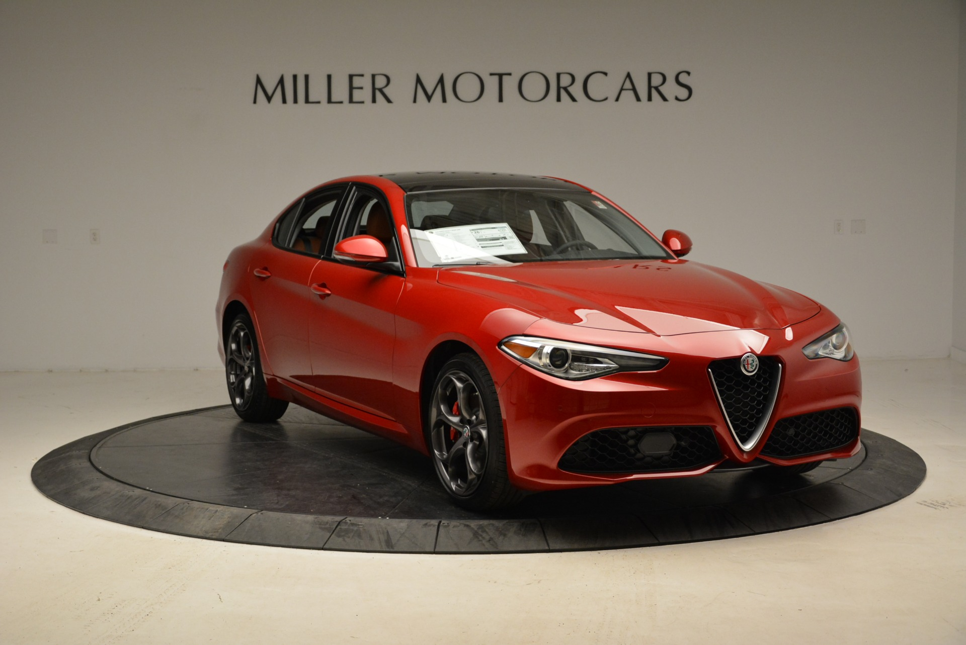 New 2018 Alfa Romeo Giulia Ti Sport Q4 For Sale In Westport, CT 2328_p11
