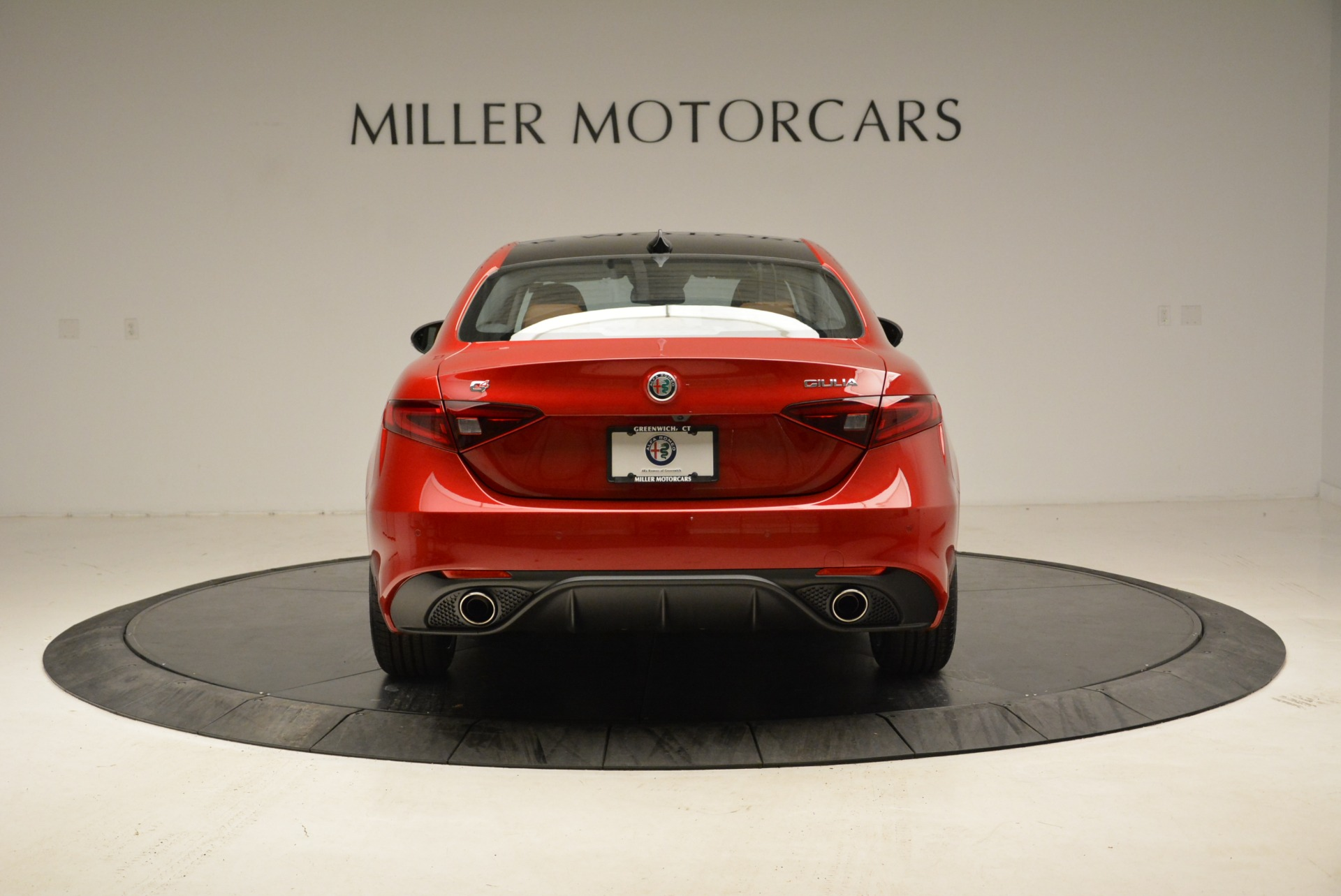 New 2018 Alfa Romeo Giulia Ti Sport Q4 For Sale In Westport, CT 2328_p6