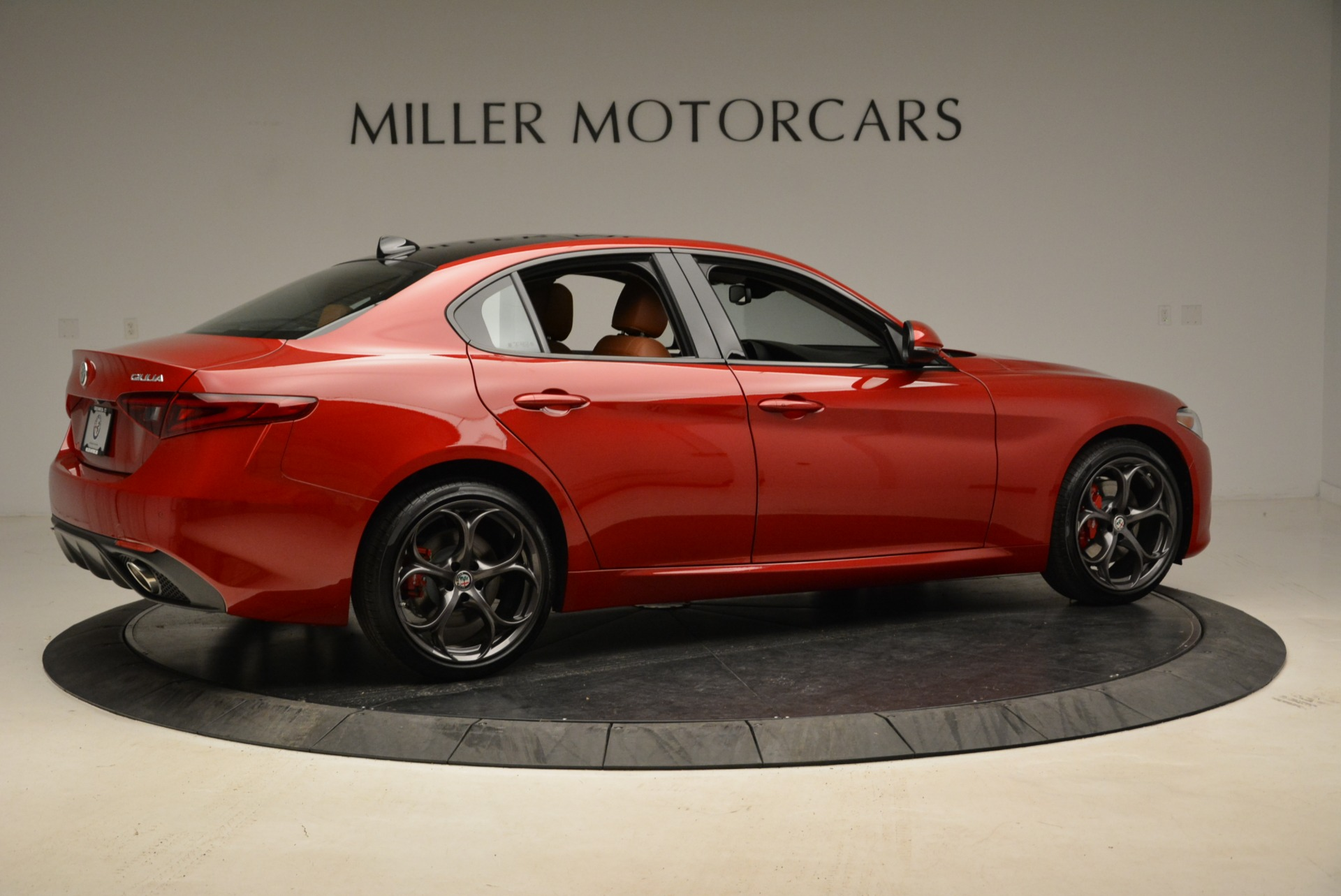 New 2018 Alfa Romeo Giulia Ti Sport Q4 For Sale In Westport, CT 2328_p8