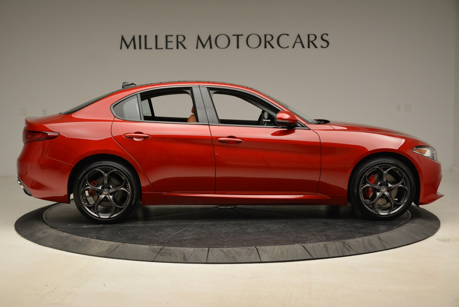 New 2018 Alfa Romeo Giulia Ti Sport Q4 For Sale In Westport, CT 2328_p9