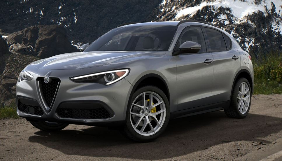 New 2018 Alfa Romeo Stelvio Ti Q4 For Sale In Westport, CT 2334_main