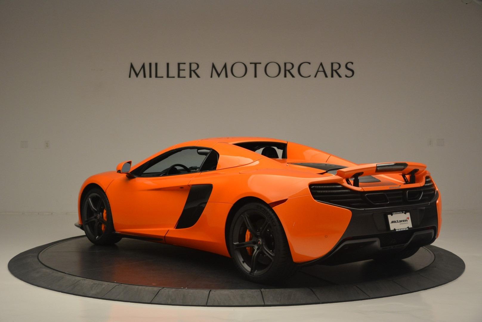 Used 2015 McLaren 650S Spider For Sale In Westport, CT 2338_p17