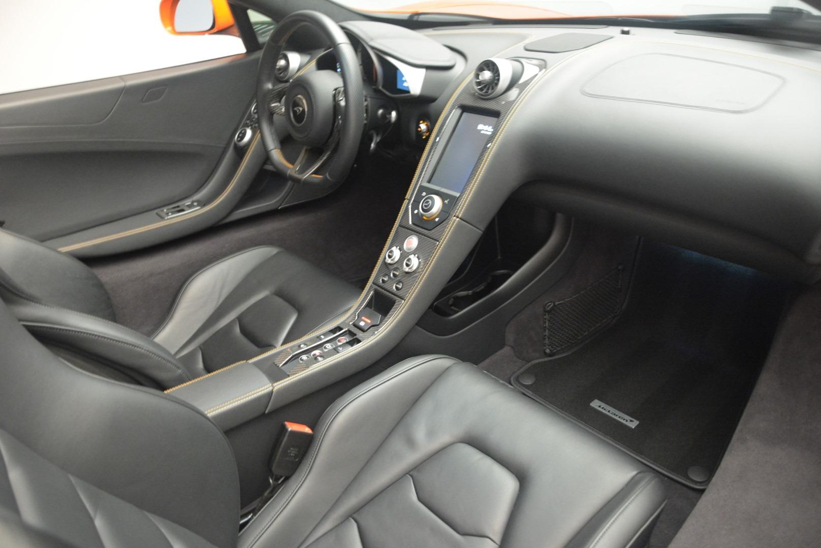 Used 2015 McLaren 650S Spider For Sale In Westport, CT 2338_p25