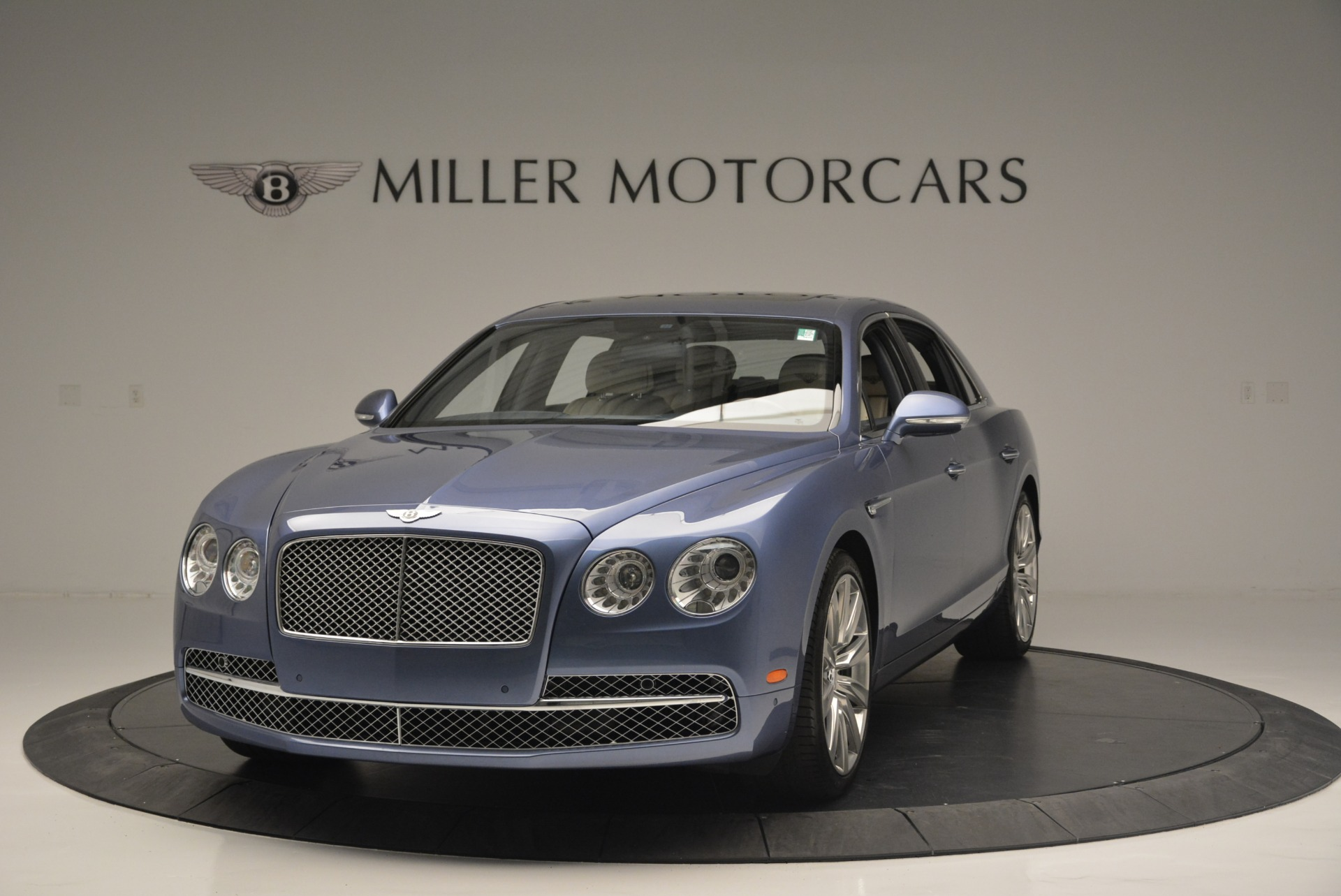Used 2015 Bentley Flying Spur W12 For Sale In Westport, CT 2339_main