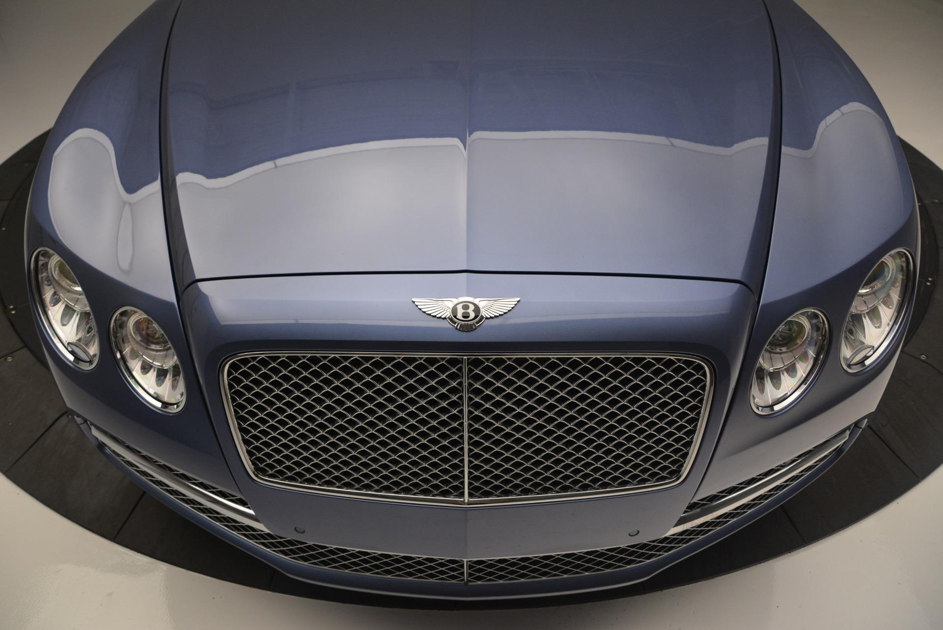 Used 2015 Bentley Flying Spur W12 For Sale In Westport, CT 2339_p13
