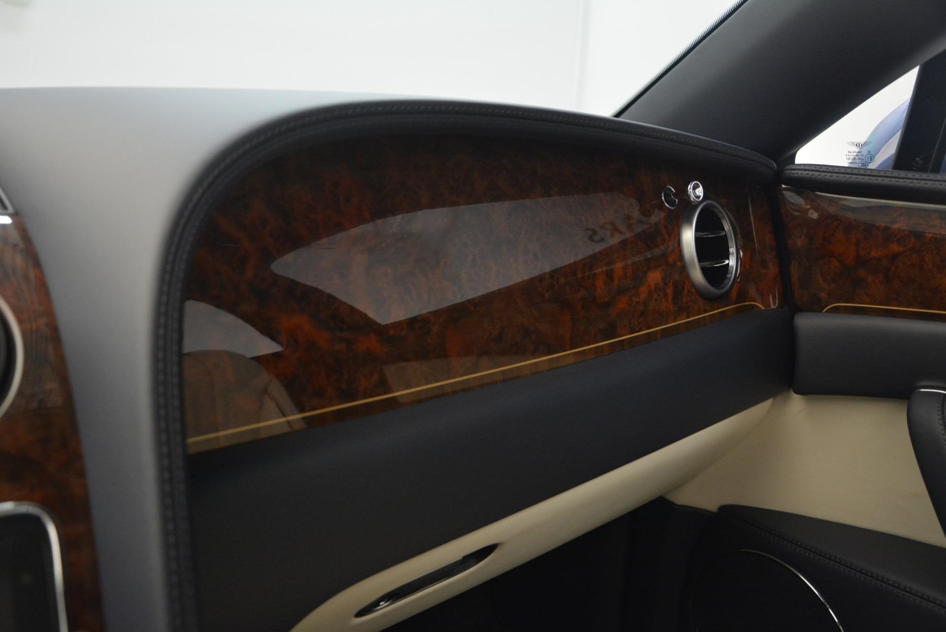 Used 2015 Bentley Flying Spur W12 For Sale In Westport, CT 2339_p24