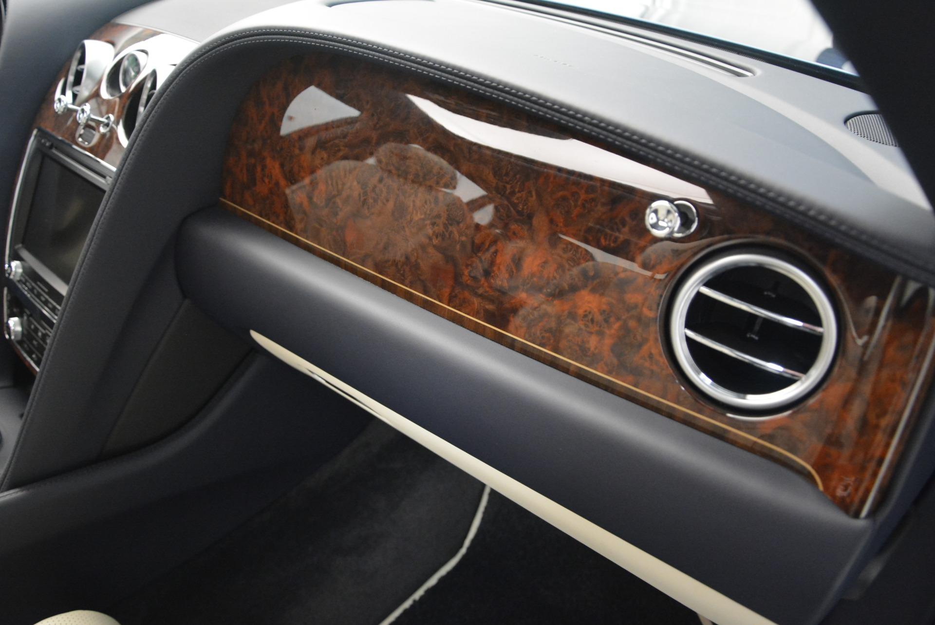 Used 2015 Bentley Flying Spur W12 For Sale In Westport, CT 2339_p25