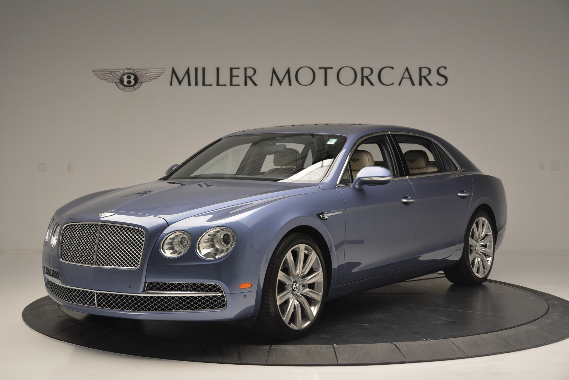 Used 2015 Bentley Flying Spur W12 For Sale In Westport, CT 2339_p2
