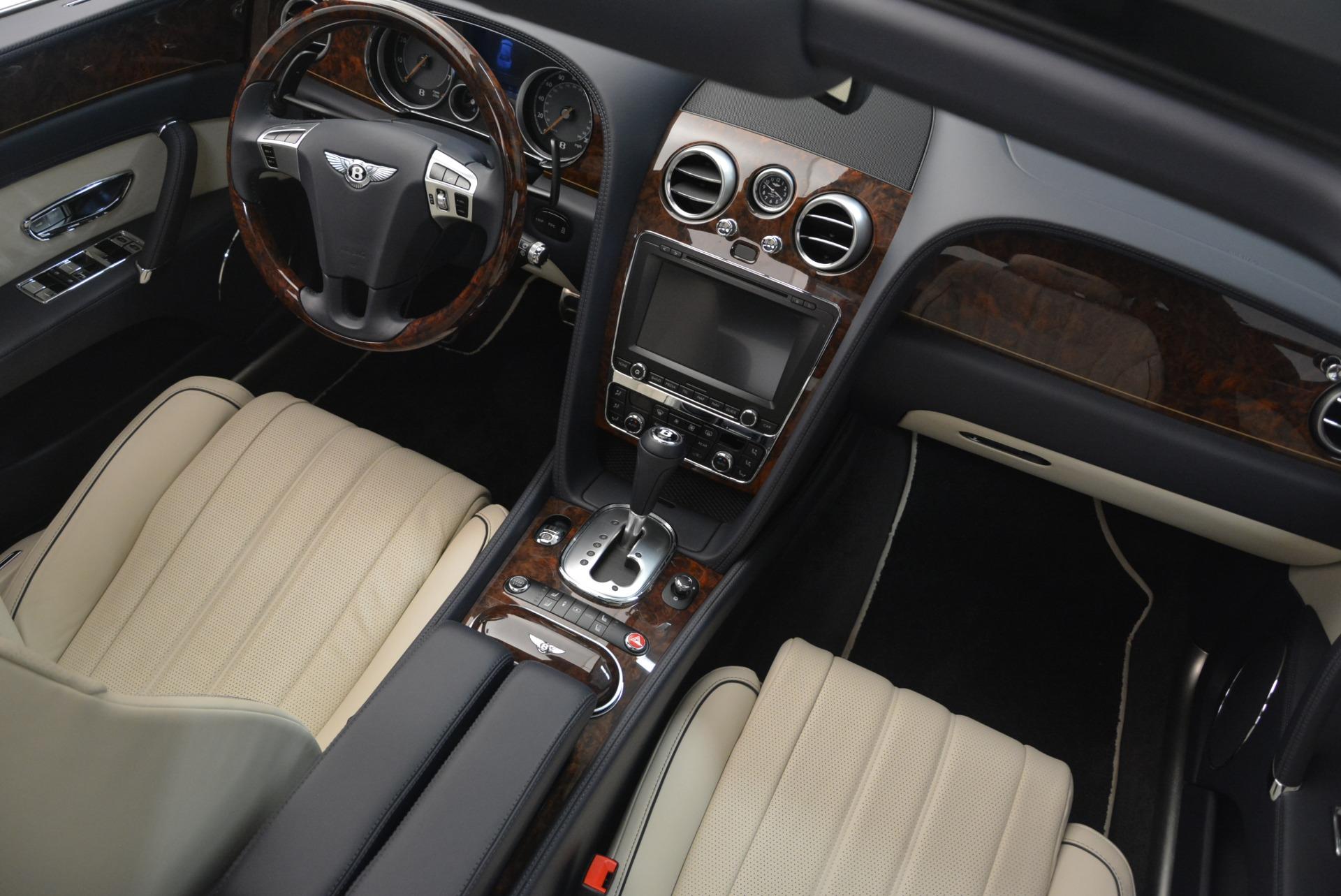 Used 2015 Bentley Flying Spur W12 For Sale In Westport, CT 2339_p31