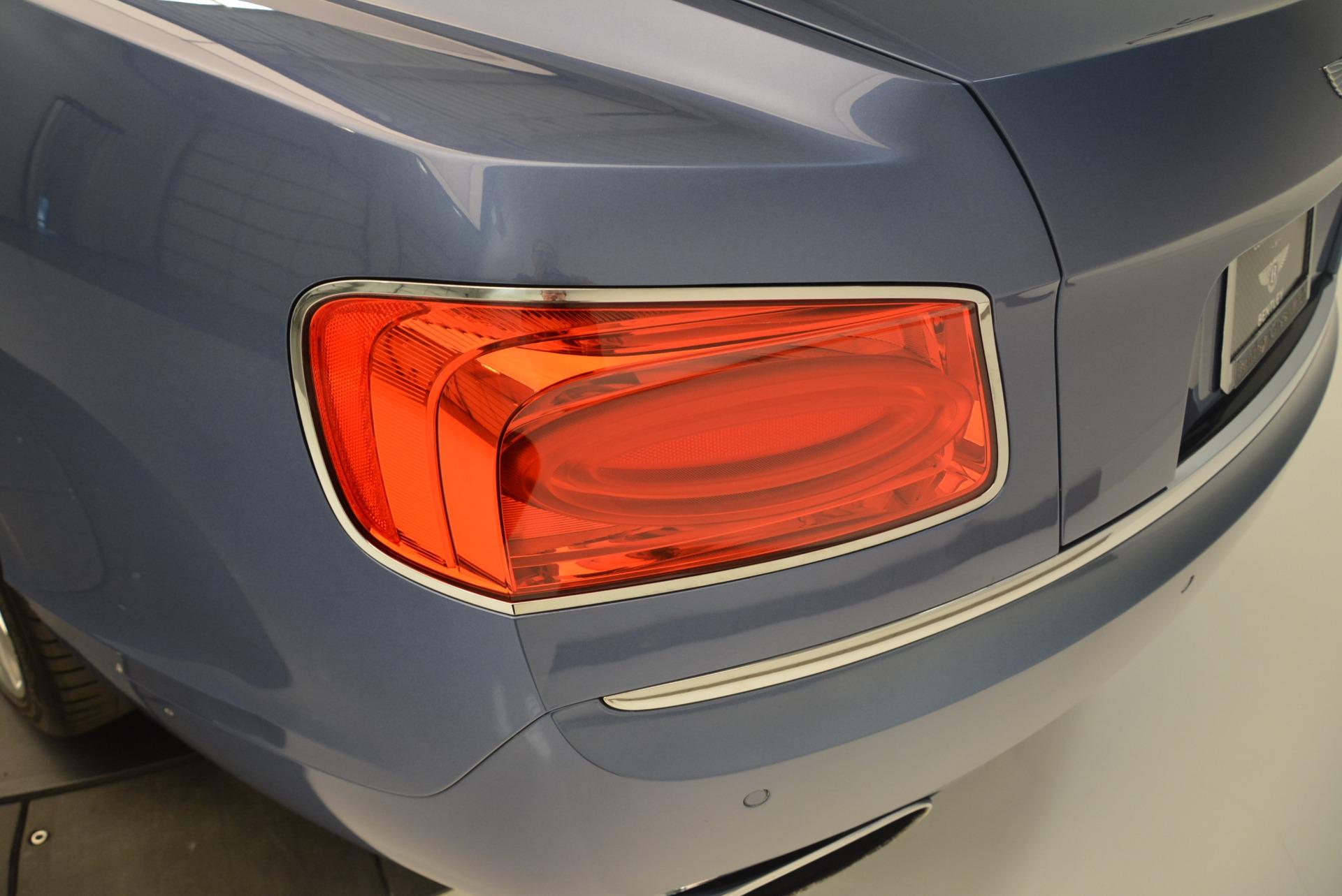 Used 2015 Bentley Flying Spur W12 For Sale In Westport, CT 2339_p33