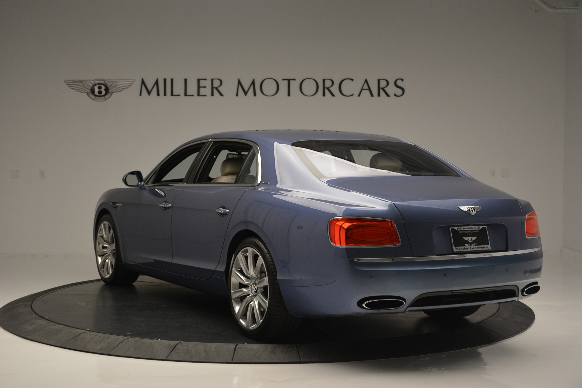 Used 2015 Bentley Flying Spur W12 For Sale In Westport, CT 2339_p5