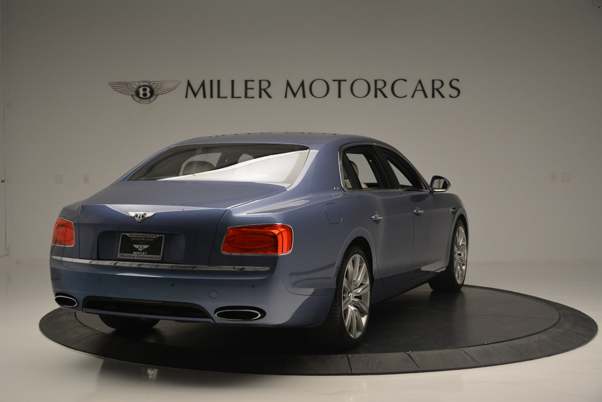 Used 2015 Bentley Flying Spur W12 For Sale In Westport, CT 2339_p7