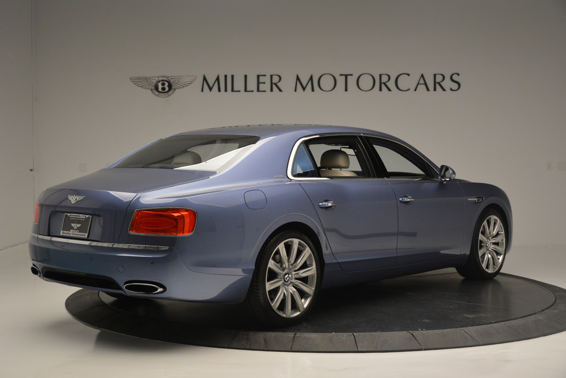 Used 2015 Bentley Flying Spur W12 For Sale In Westport, CT 2339_p8
